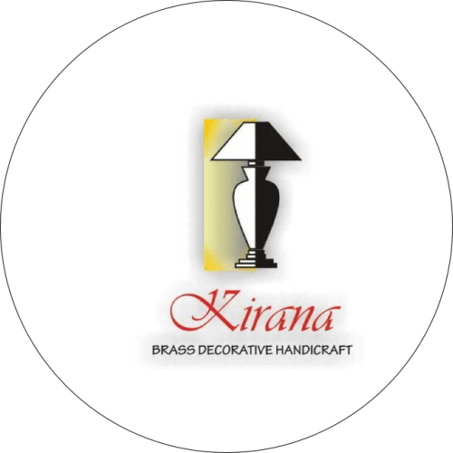 Kirana Brass Decorative Handicraft