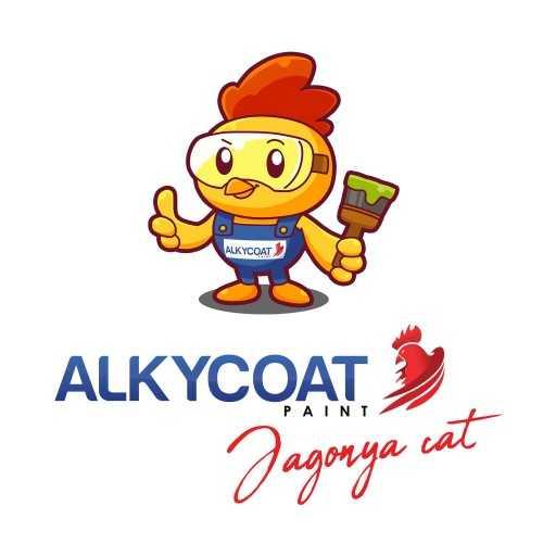Alkycoatpaint