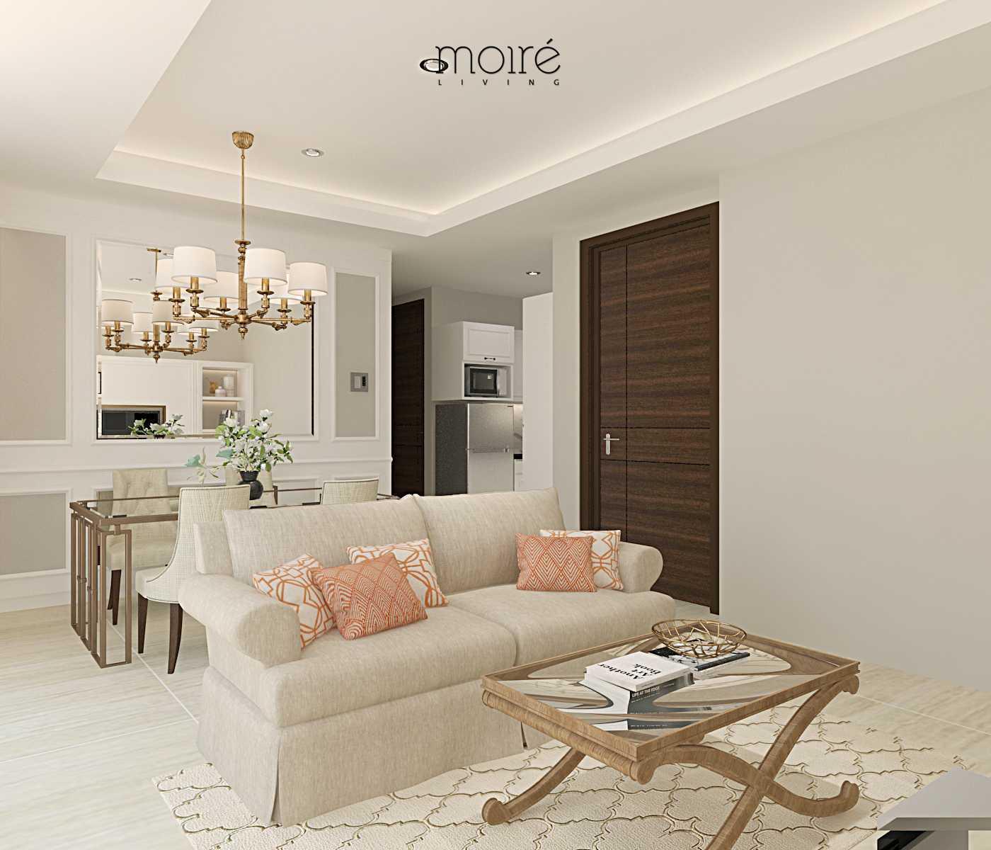Moire Living Windsor Apartment Jakarta Barat, Kb. Jeruk, Kota Jakarta Barat, Daerah Khusus Ibukota Jakarta, Indonesia  Moire-Living-Windsor-Apartment Klasik  54864