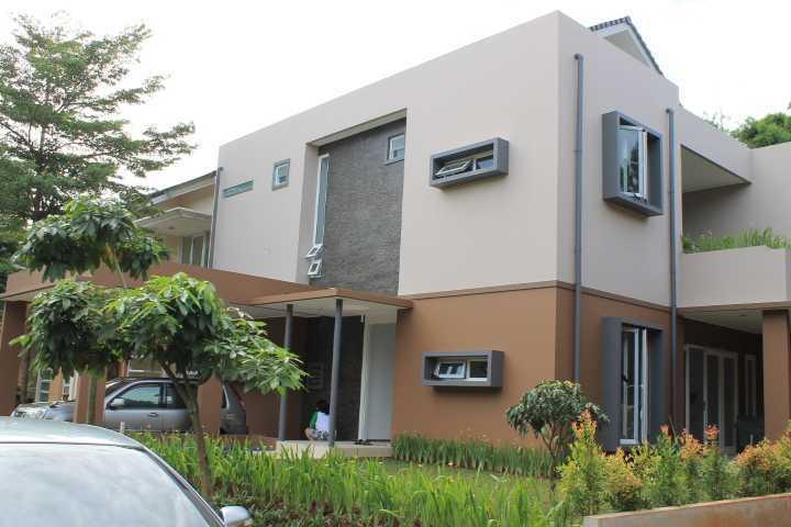 Yunus Noor T House Taman Jajan, Jl. Rw. Buntu, Rw. Buntu, 15310, Rw. Buntu, Serpong, Kota Tangerang Selatan, Banten, Indonesia  Yunus-Noor-T-House Modern  55108