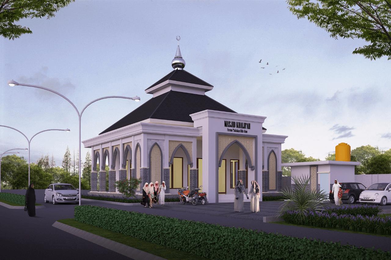 Ady-Studio Masjid Khalifa Serang, Banten, Indonesia Serang, Banten, Indonesia Ady-Studio-Masjid-Khalifa   65454