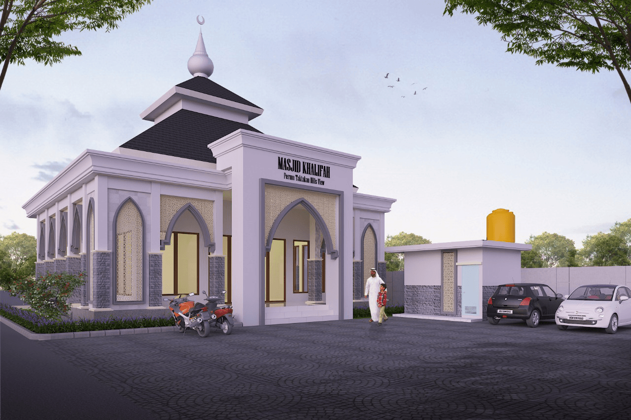 Ady-Studio Masjid Khalifa Serang, Banten, Indonesia Serang, Banten, Indonesia Ady-Studio-Masjid-Khalifa   65455
