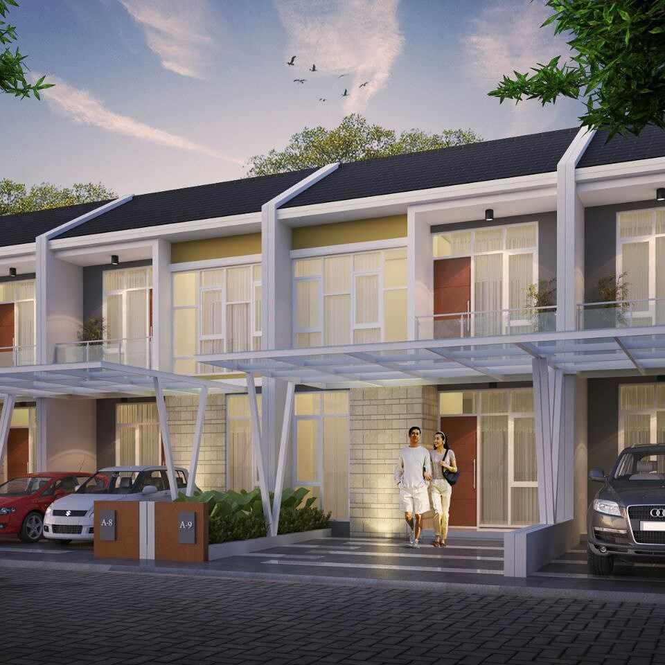 Ady-Studio Exterior Rumah 2 Lantai Depok, Kota Depok, Jawa Barat, Indonesia Depok, Kota Depok, Jawa Barat, Indonesia Ady-Studio-Exterior-Rumah-2-Lantai Modern  55972