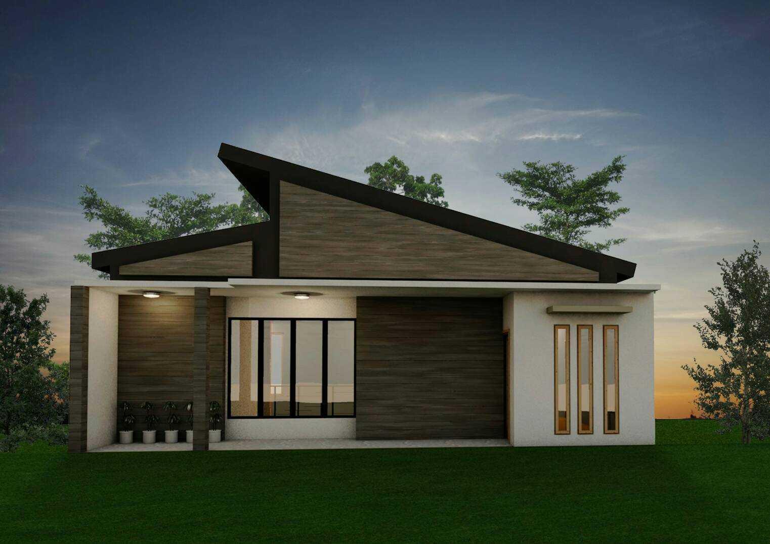 Ansitama Architecture Studio Rumah Hunian Bapak Hijri Jambi, Kota Jambi, Jambi, Indonesia Jambi, Kota Jambi, Jambi, Indonesia Ansitama-Architetcture-Studio-Rumah-Hunian-Bapak-Hijri   56250
