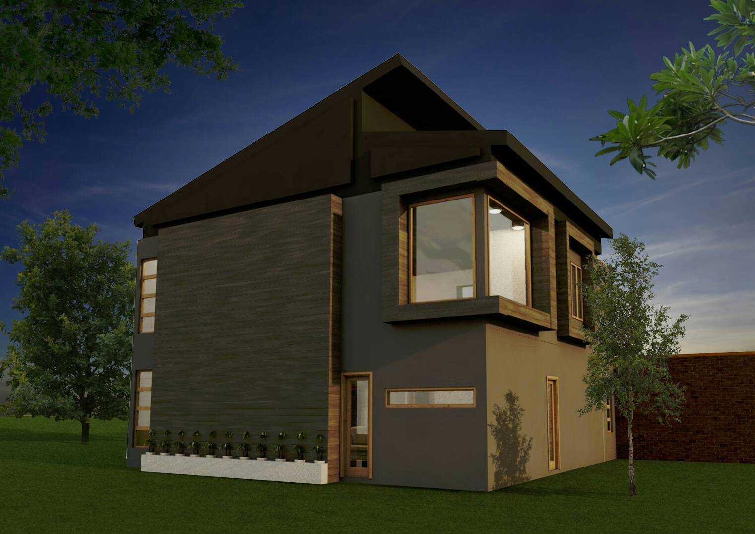 Ansitama Architecture Studio Rumah Hunian Bapak Hijri Jambi, Kota Jambi, Jambi, Indonesia Jambi, Kota Jambi, Jambi, Indonesia Ansitama-Architetcture-Studio-Rumah-Hunian-Bapak-Hijri   56252