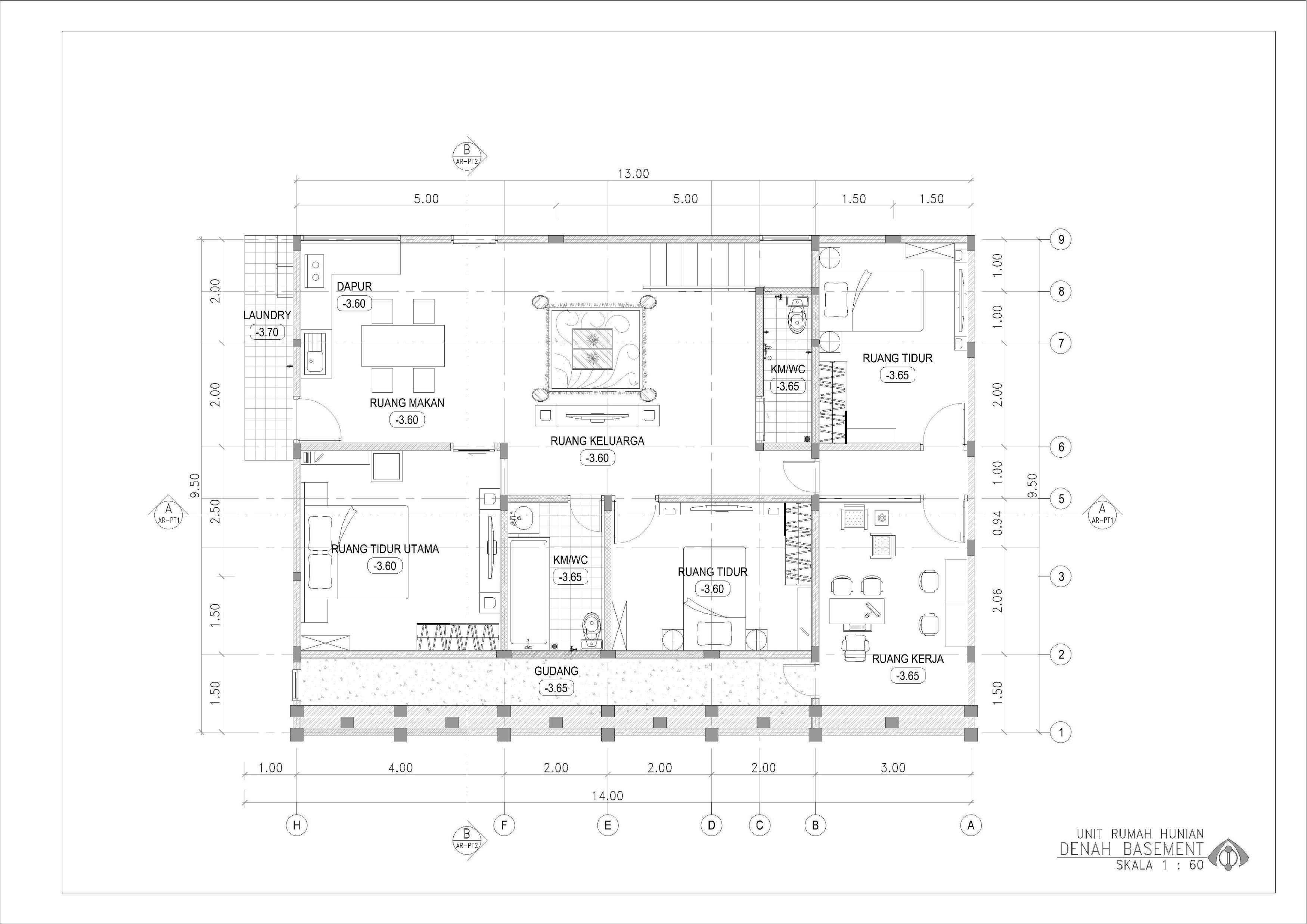 Ansitama Architecture Studio Rumah Hunian Bapak Hijri Jambi, Kota Jambi, Jambi, Indonesia Jambi, Kota Jambi, Jambi, Indonesia Ansitama-Architetcture-Studio-Rumah-Hunian-Bapak-Hijri   56255