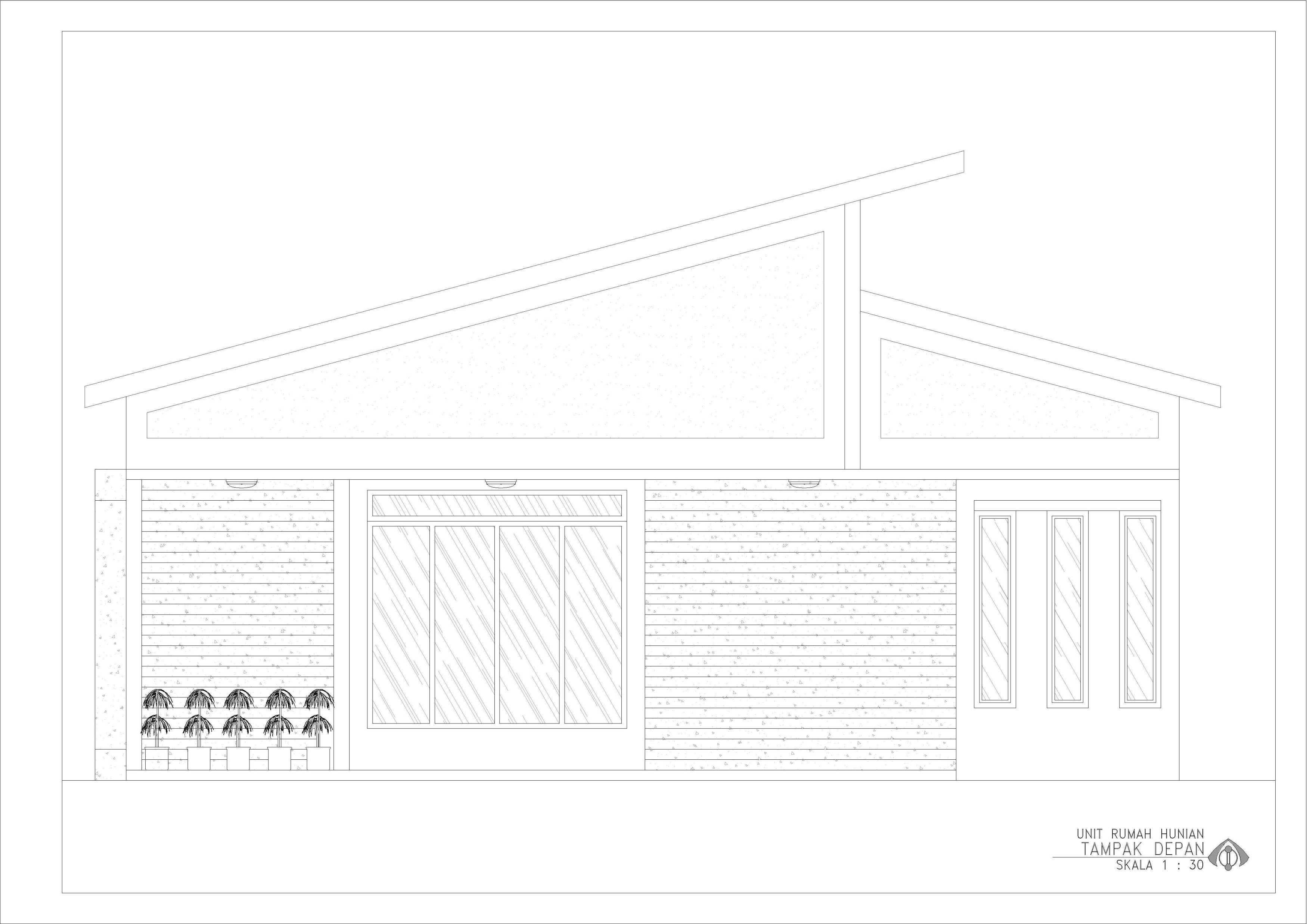 Ansitama Architecture Studio Rumah Hunian Bapak Hijri Jambi, Kota Jambi, Jambi, Indonesia Jambi, Kota Jambi, Jambi, Indonesia Ansitama-Architetcture-Studio-Rumah-Hunian-Bapak-Hijri   56256