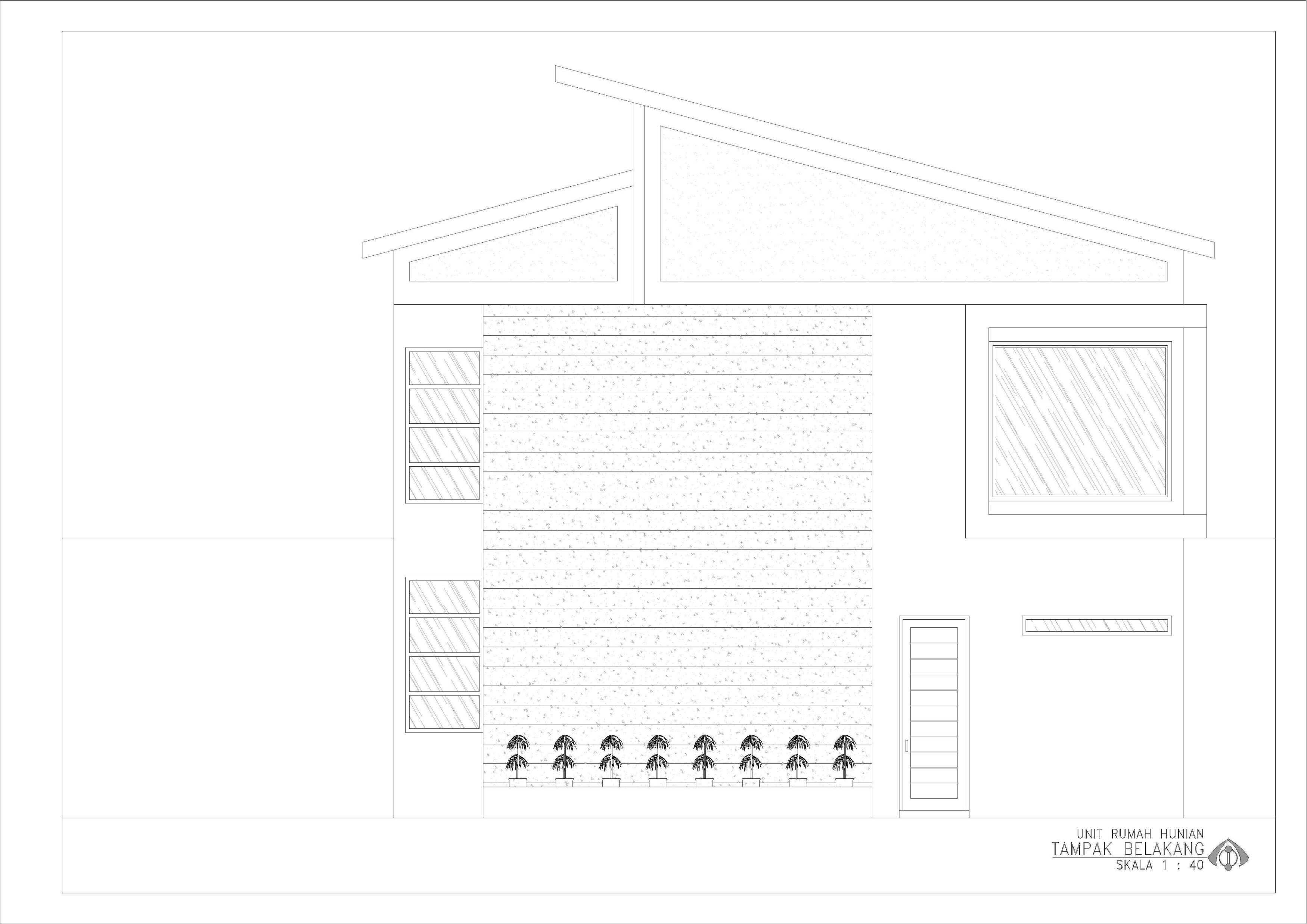 Ansitama Architecture Studio Rumah Hunian Bapak Hijri Jambi, Kota Jambi, Jambi, Indonesia Jambi, Kota Jambi, Jambi, Indonesia Ansitama-Architetcture-Studio-Rumah-Hunian-Bapak-Hijri   56257