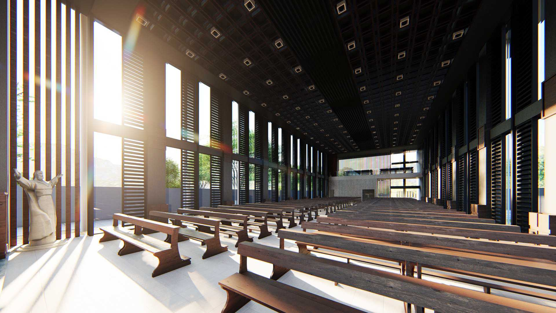 Aeternite Saint Mary Church Comal, Kabupaten Pemalang, Jawa Tengah, Indonesia Comal, Kabupaten Pemalang, Jawa Tengah, Indonesia Aeternite-Saint-Mary-Church   56493