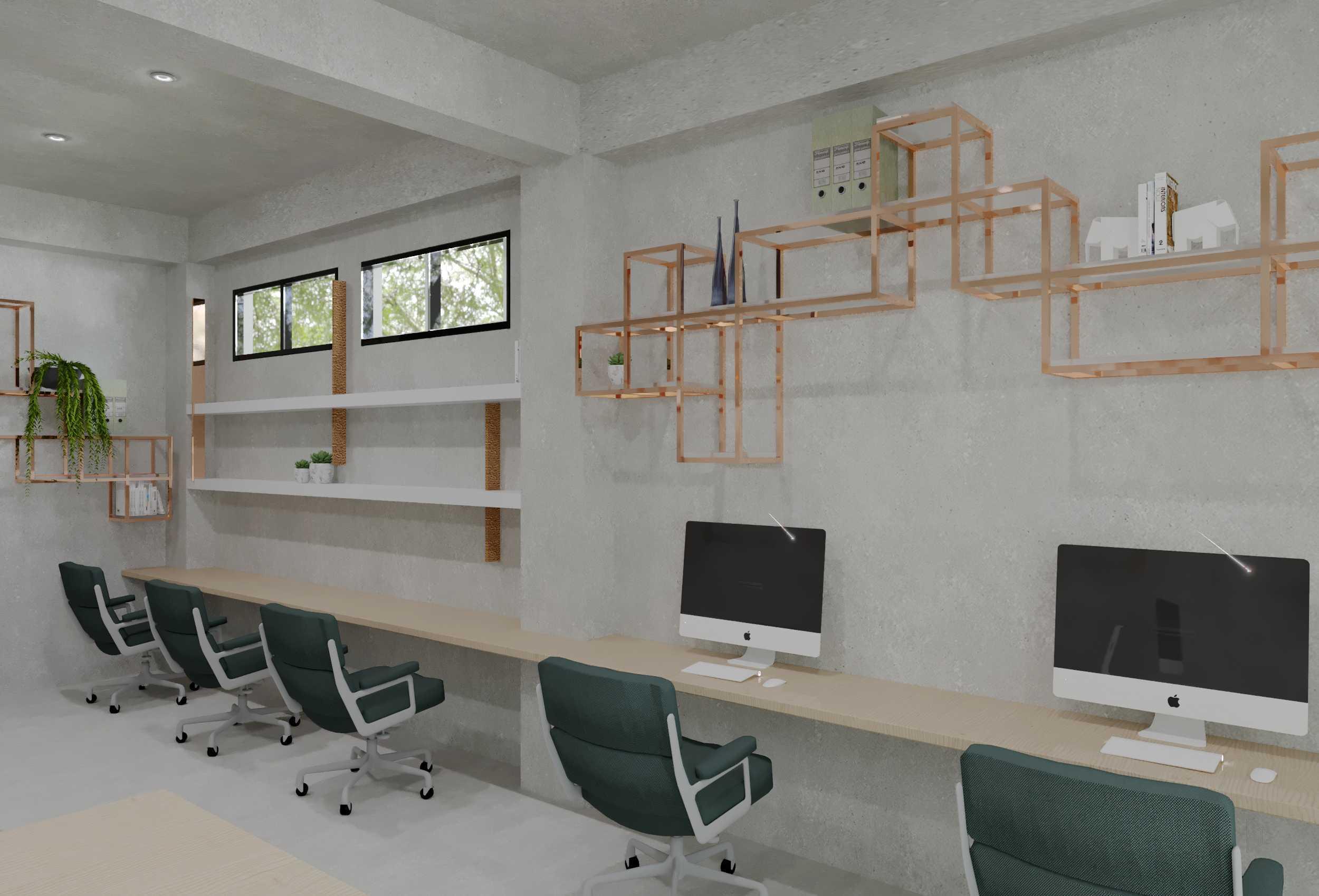 Ties Design & Build Cv Office Kec. Mampang Prpt., Kota Jakarta Selatan, Daerah Khusus Ibukota Jakarta, Indonesia Kec. Mampang Prpt., Kota Jakarta Selatan, Daerah Khusus Ibukota Jakarta, Indonesia Staff Area- 2Nd Floor   71786