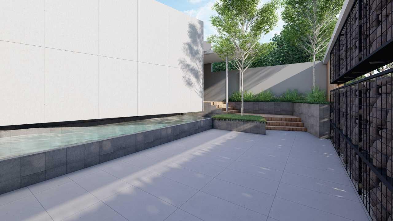 Raaj Gill Arsitek Terrace House Jakarta, Daerah Khusus Ibukota Jakarta, Indonesia Jakarta, Daerah Khusus Ibukota Jakarta, Indonesia Raaj-Gill-Arsitek-Terrace-House   74865