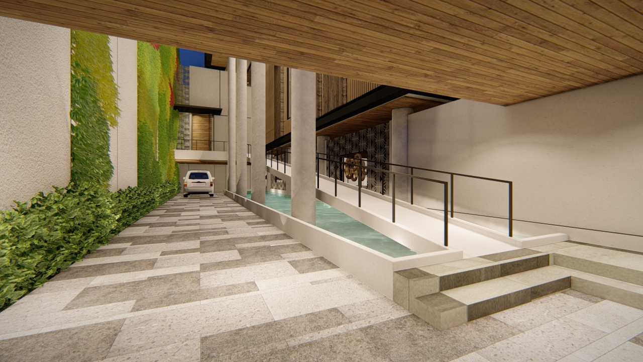 Raaj Gill Arsitek J House Jakarta, Daerah Khusus Ibukota Jakarta, Indonesia Jakarta, Daerah Khusus Ibukota Jakarta, Indonesia Raaj-Gill-Arsitek-Joune-House   102220