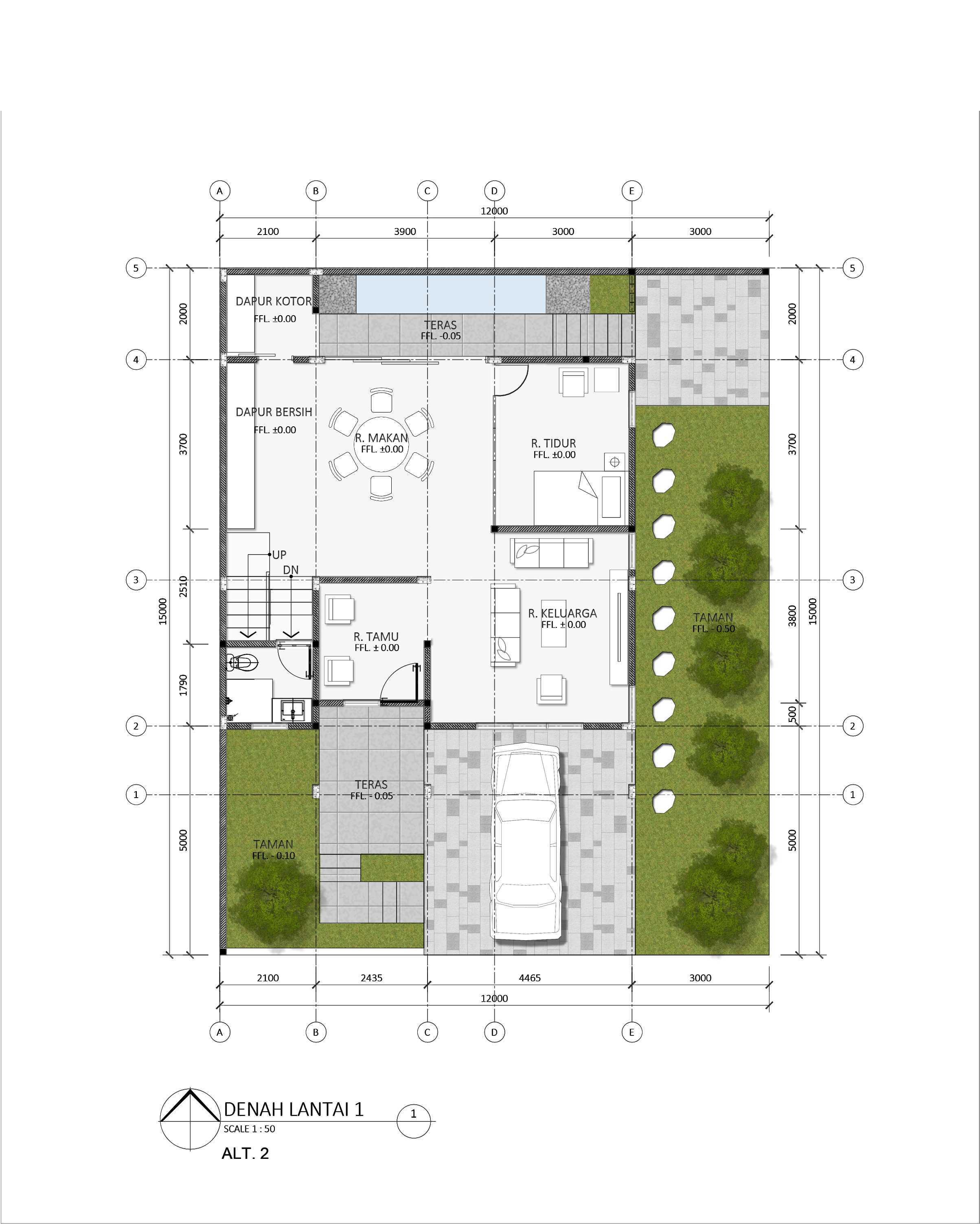 Raaj Gill Arsitek Pak Tony House Bogor, Kp. Parung Jambu, Kota Bogor, Jawa Barat, Indonesia Bogor, Jawa Barat, Indonesia Raaj-Gill-Arsitek-Bogor-House   110960