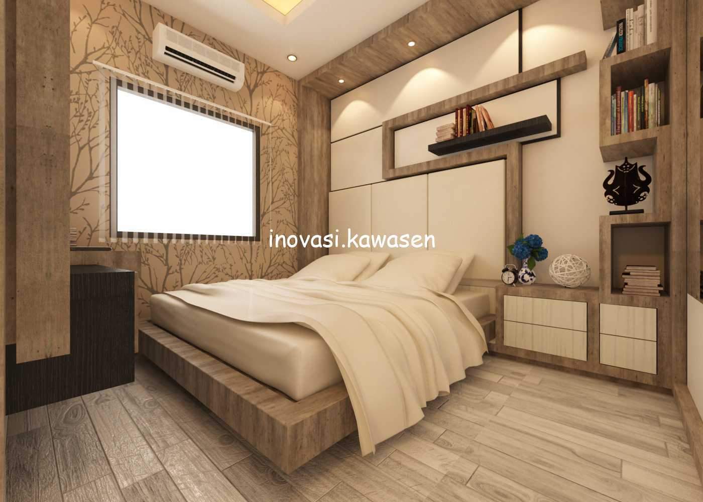 Inovasi Kawasen Interior Apartment Jakarta, Daerah Khusus Ibukota Jakarta, Indonesia Jakarta, Daerah Khusus Ibukota Jakarta, Indonesia Inovasi-Kawasen-Interior-Apartment   89762