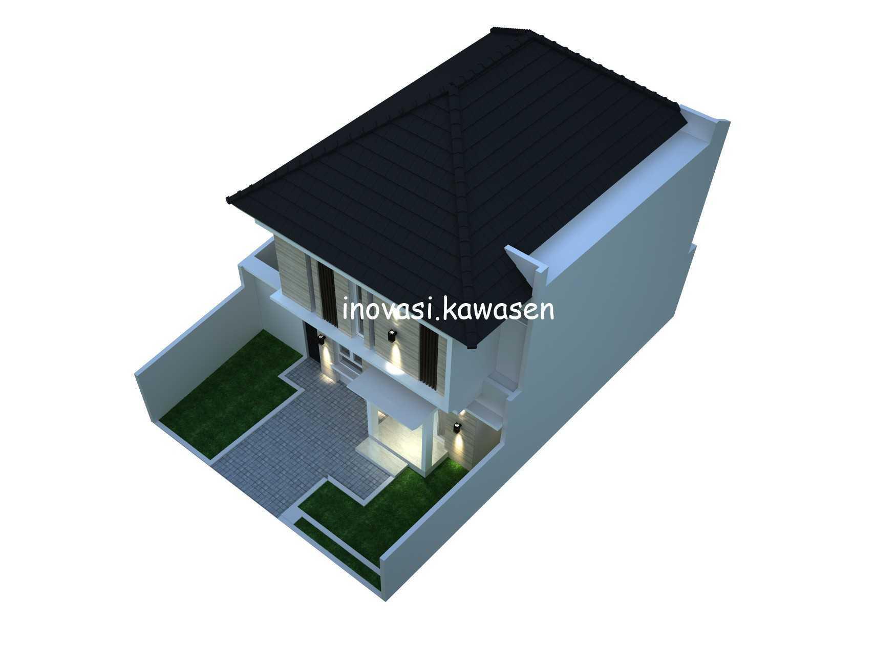 Inovasi Kawasen Rumah Tinggal Bpk. Ricky Kota Depok, Jawa Barat, Indonesia Kota Depok, Jawa Barat, Indonesia Inovasi-Kawasen-Rumah-Tinggal-Bpk-Ricky   89808
