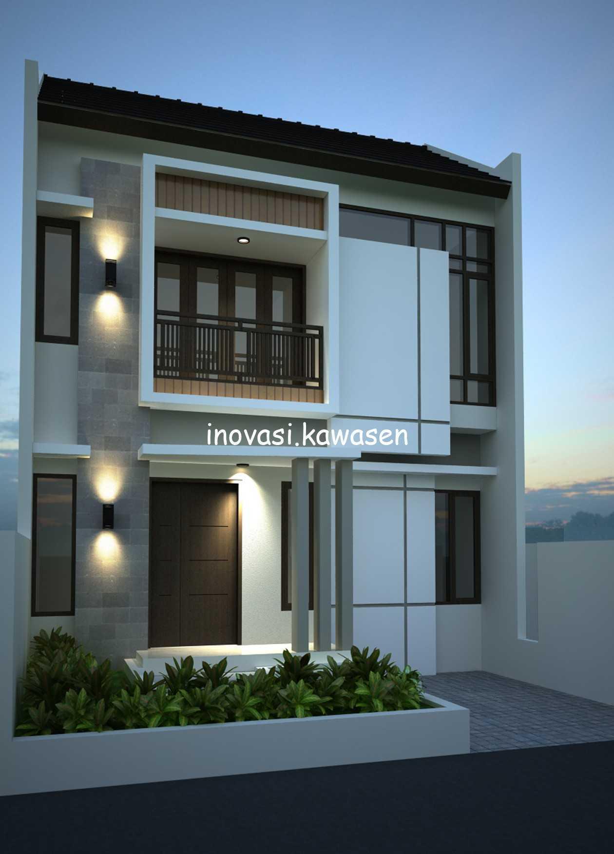 Inovasi Kawasen Renovasi Rumah Type 45 ( Desain ) Kota Depok, Jawa Barat, Indonesia Kota Depok, Jawa Barat, Indonesia Inovasi-Kawasen-Renovasi-Rumah-Type-45-Desain-   89830