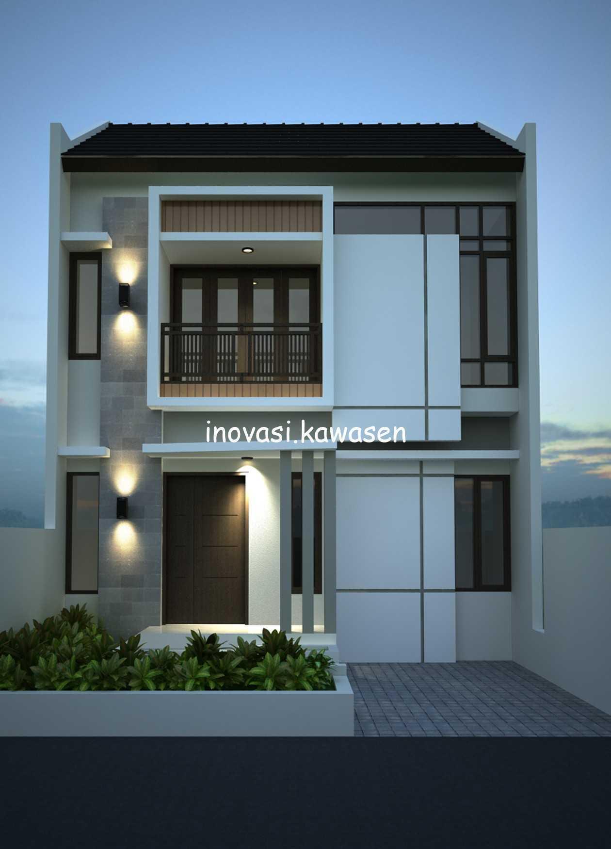 Inovasi Kawasen Renovasi Rumah Type 45 ( Desain ) Kota Depok, Jawa Barat, Indonesia Kota Depok, Jawa Barat, Indonesia Inovasi-Kawasen-Renovasi-Rumah-Type-45-Desain-   89832