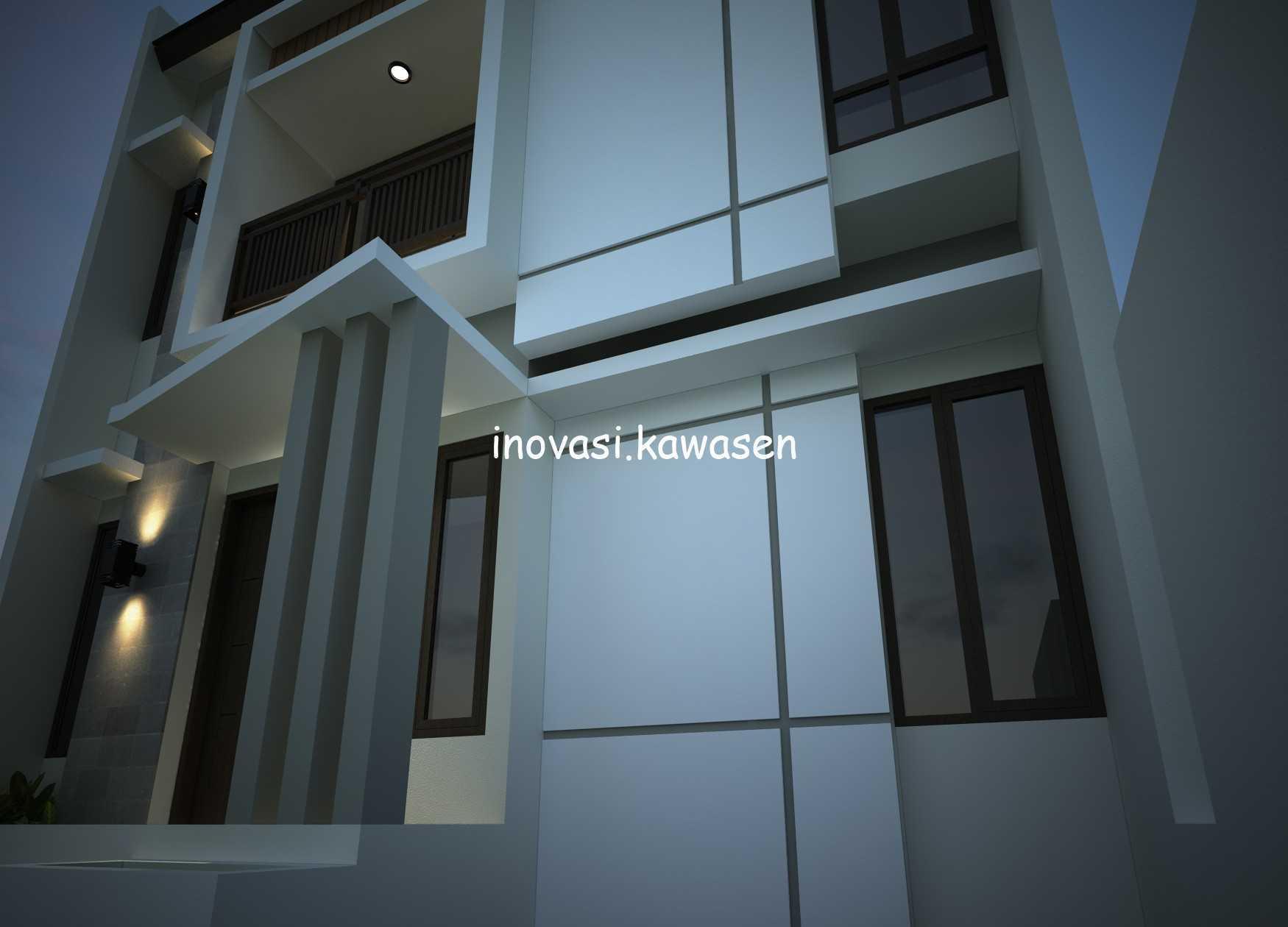 Inovasi Kawasen Renovasi Rumah Type 45 ( Desain ) Kota Depok, Jawa Barat, Indonesia Kota Depok, Jawa Barat, Indonesia Inovasi-Kawasen-Renovasi-Rumah-Type-45-Desain-   89833
