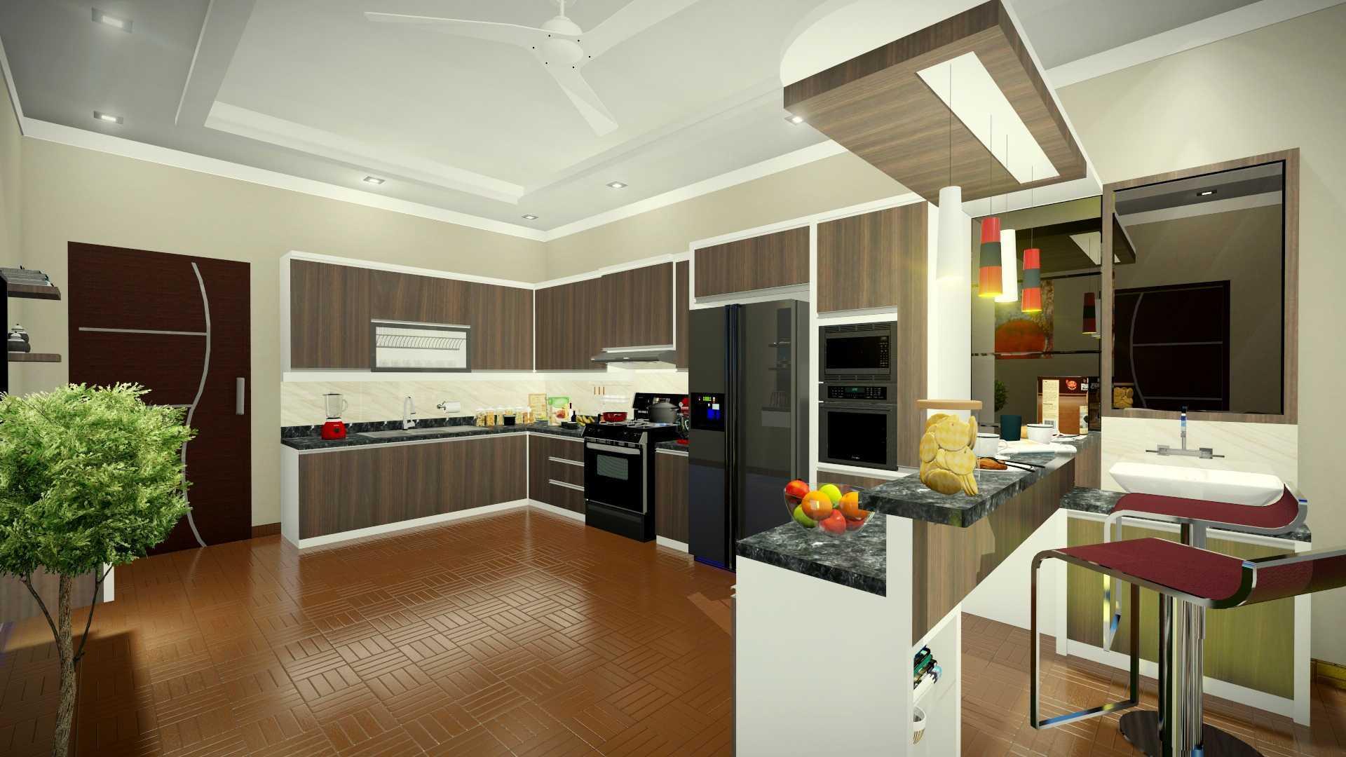 Photo Artsmezz Design 3d Kitchen Set 3d Kitchen Set 1 Desain