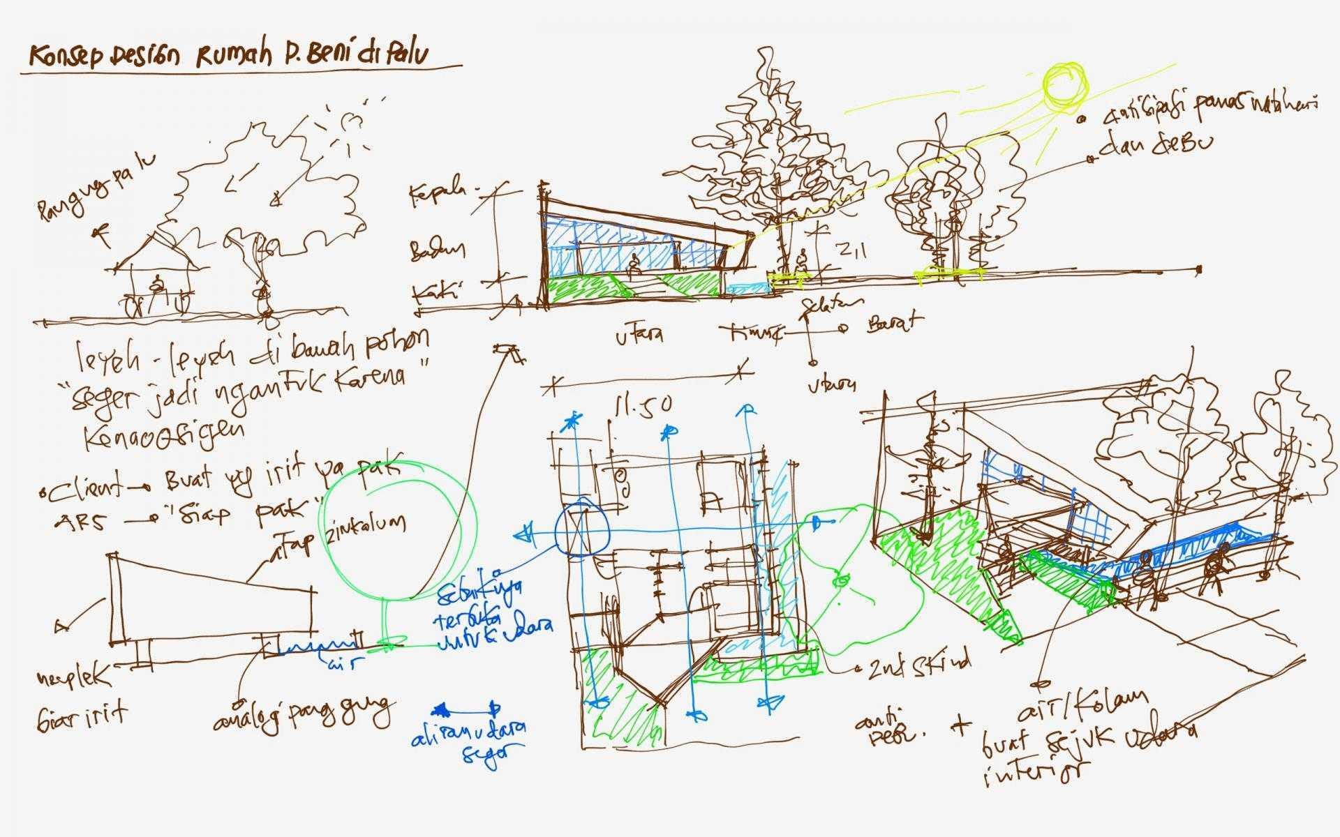 Roni Desain Rumah Hemat Energi  Sulawesi Selatan, Indonesia Sulawesi Selatan, Indonesia Roni-Desain-Rumah-Hemat-Energi-   59902