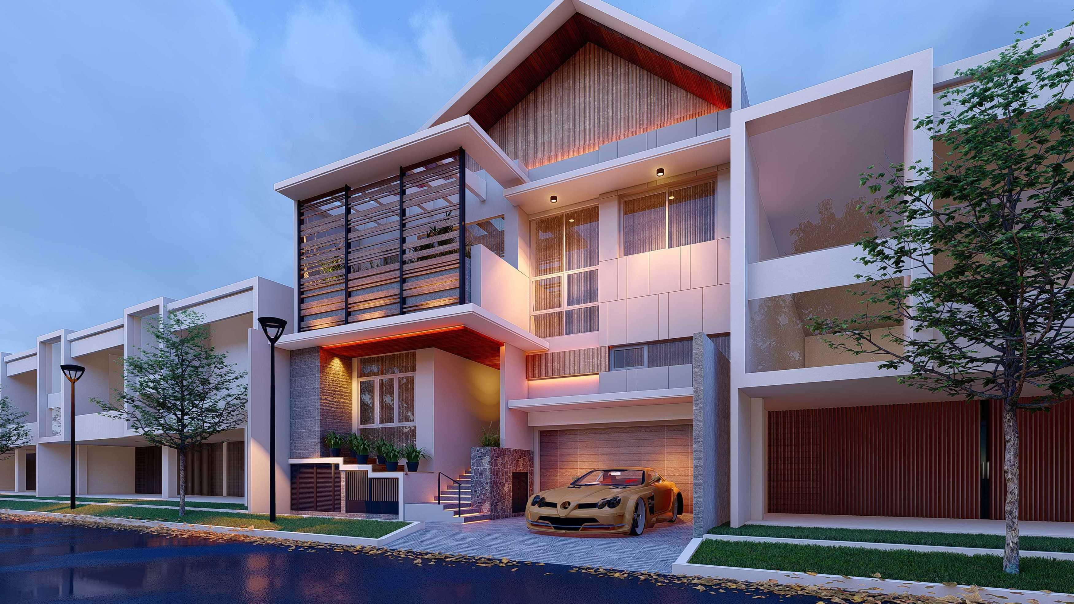 Conarch Studio Mr. F House Surakarta, Kota Surakarta, Jawa Tengah, Indonesia Surakarta, Kota Surakarta, Jawa Tengah, Indonesia Conarch-Bangun-Sejahtera-Mr-F-House   80513