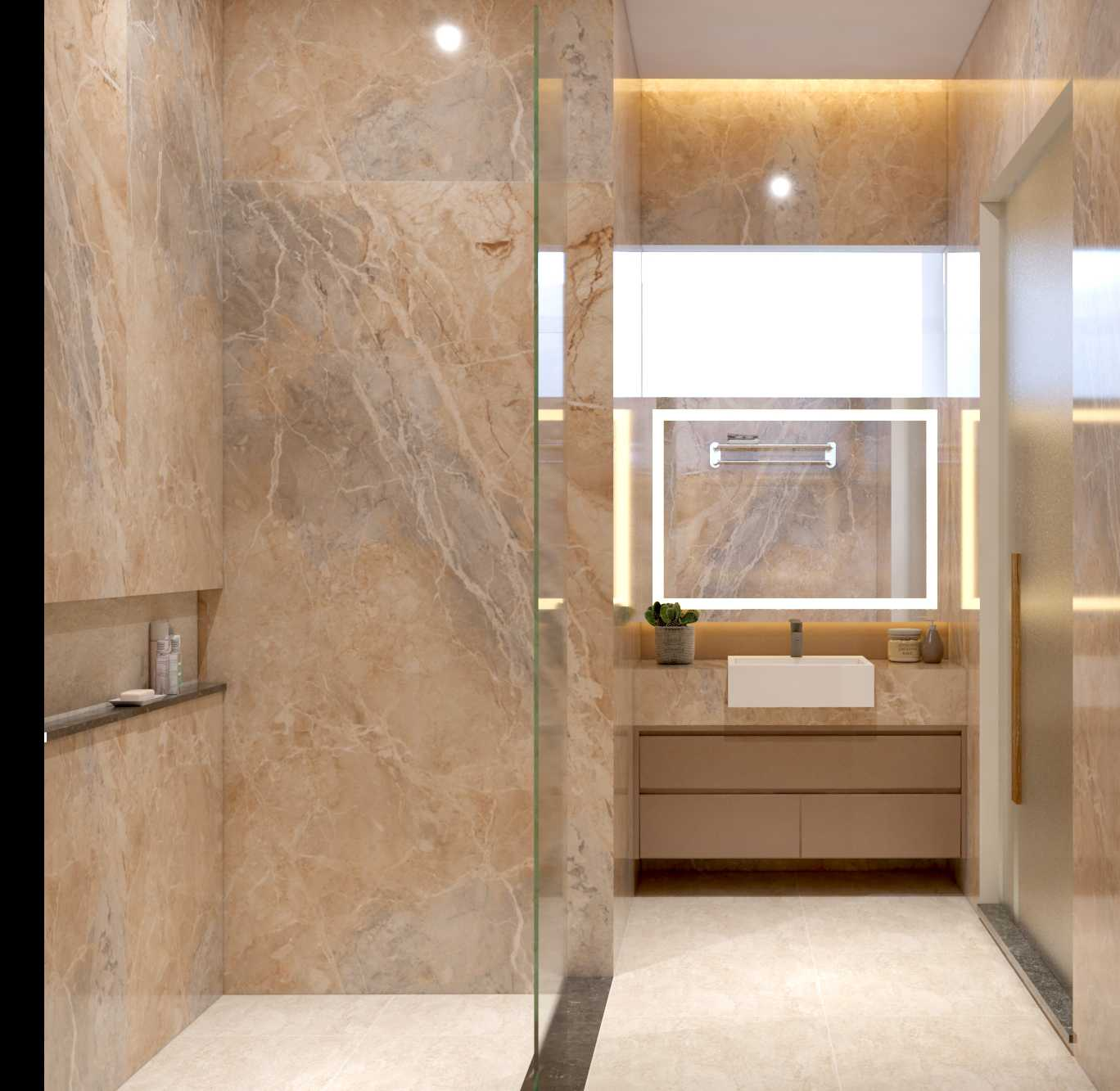 Conarch Studio Desain Minimalis Modern V House Surabaya, Kota Sby, Jawa Timur, Indonesia Surabaya, Kota Sby, Jawa Timur, Indonesia Conarch-Studio-Desain-Minimalis-Modern-V-House   134775