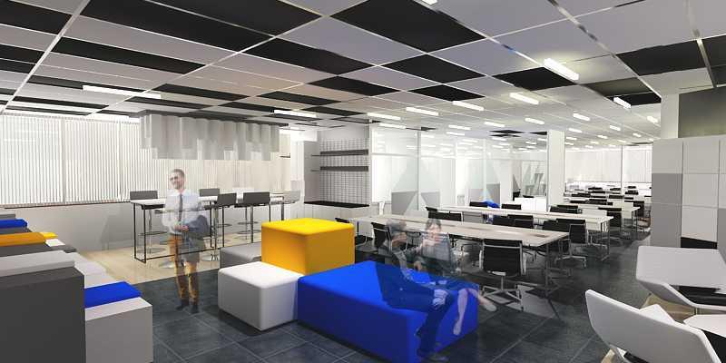 Im Design Associates Adskom Office Interior Concept Design Jakarta, Daerah Khusus Ibukota Jakarta, Indonesia Jakarta, Daerah Khusus Ibukota Jakarta, Indonesia Im-Design-Associates-Adskom-Office-Interior-Concept-Design   73132