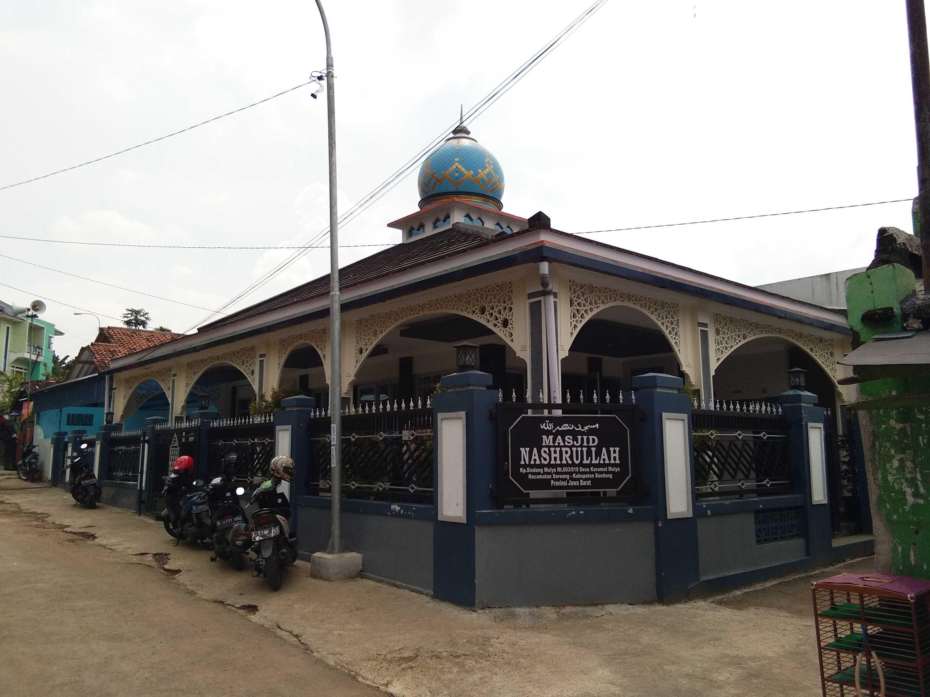 Archdesignbuild7 Mesjid Nasrullah  Soreang, West Java Soreang, West Java Andiyanto-Purwonost-Mesjid-Nasrullah-   57339
