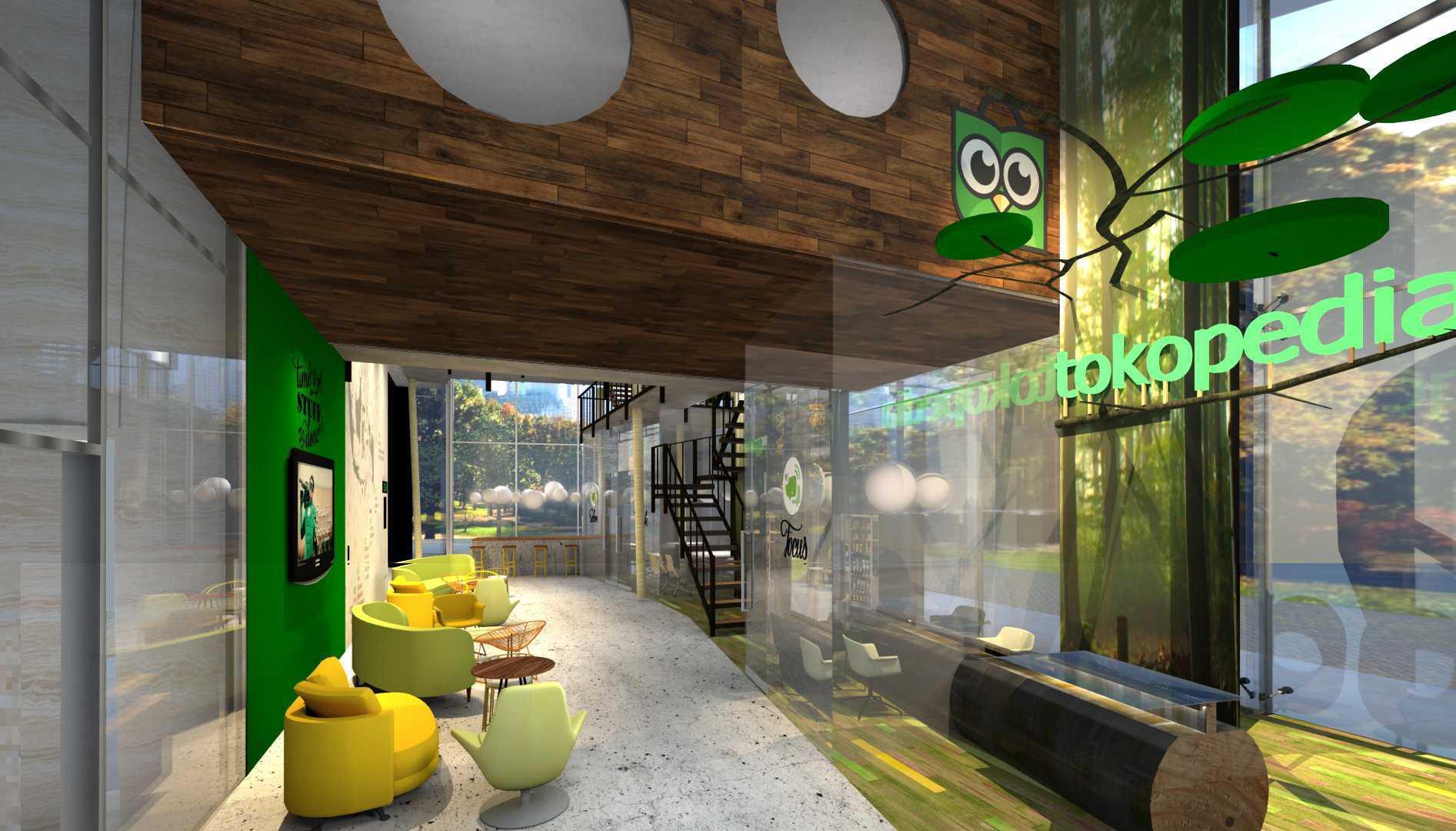 Tms Creative Tokopedia Care Office Jl. Lkr. Luar Bar., Kota Jakarta Barat, Daerah Khusus Ibukota Jakarta, Indonesia  Tms-Creative-Tokopedia-Care-Office Modern  56638