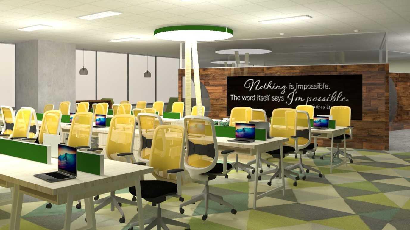 Tms Creative Tokopedia Care Office Jl. Lkr. Luar Bar., Kota Jakarta Barat, Daerah Khusus Ibukota Jakarta, Indonesia  Tms-Creative-Tokopedia-Care-Office Modern  56643