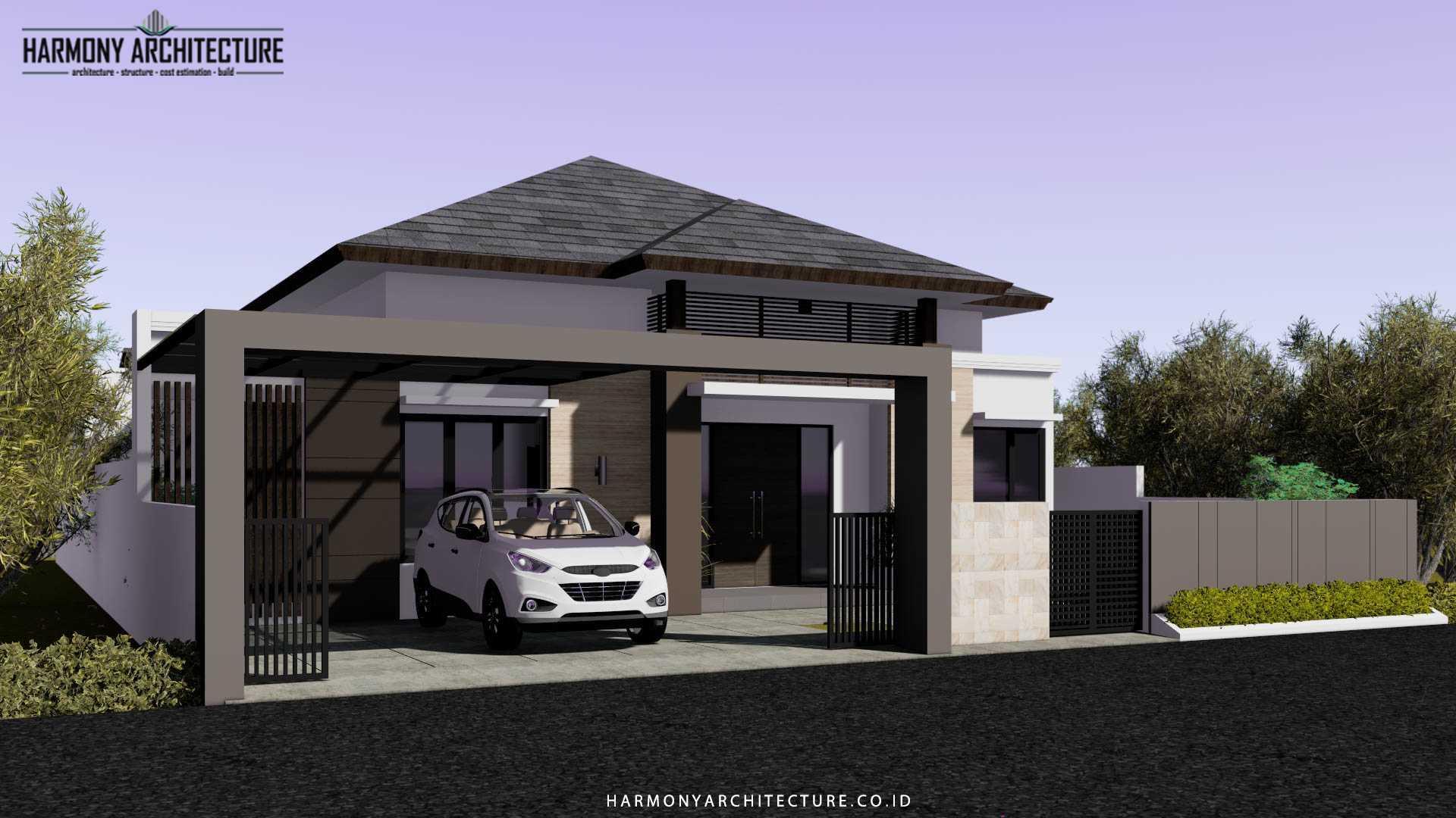 Harmony Architecture Desain Rumah Bapak Ade Pulau Nias, Sumatera Utara, Indonesia Pulau Nias, Sumatera Utara, Indonesia Harmony-Architecture-Desain-Rumah-Bapak-Ade   91270