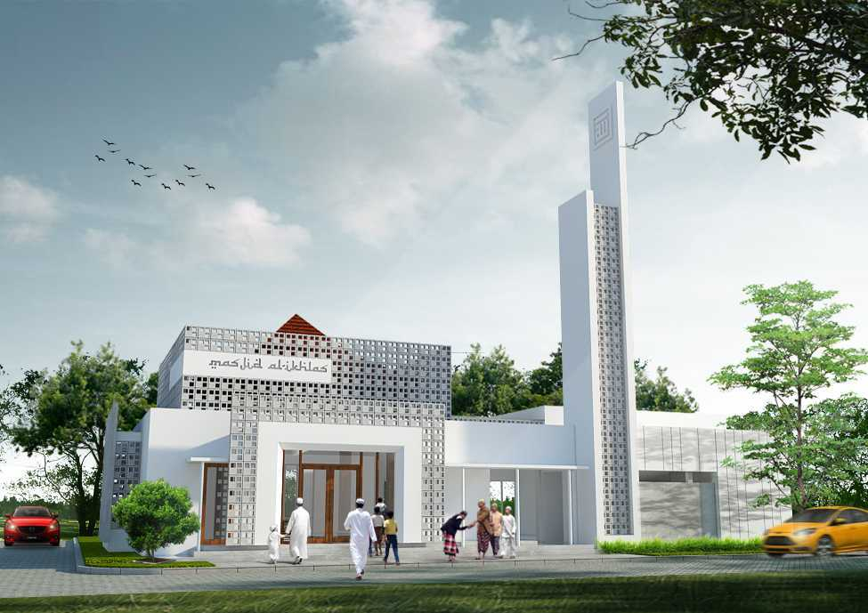 Arsita Studio Architecture Masjid Al Ikhlas Kabupaten Sidoarjo, Jawa Timur, Indonesia Kabupaten Sidoarjo, Jawa Timur, Indonesia Arsita-Studio-Masjid-Al-Ikhlas   56020