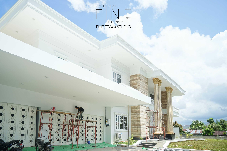 Fine Team Studio Vh House Pontianak, Kota Pontianak, Kalimantan Barat, Indonesia Pontianak, Kota Pontianak, Kalimantan Barat, Indonesia Fine-Team-Studio-Vh-House   70764