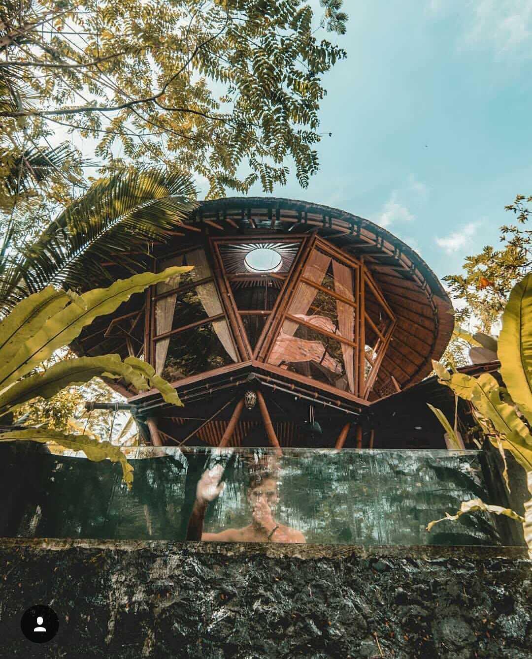 Studio Wna Hideout Beehive Glamping. Bali. Indonesia Selat, Kabupaten Karangasem, Bali, Indonesia Selat, Kabupaten Karangasem, Bali, Indonesia Studio-Wna-Hideout-Beehive-Glamping-Bali-Indonesia  <P>Overflow Plunge Pool With Glass Border</p> 63115
