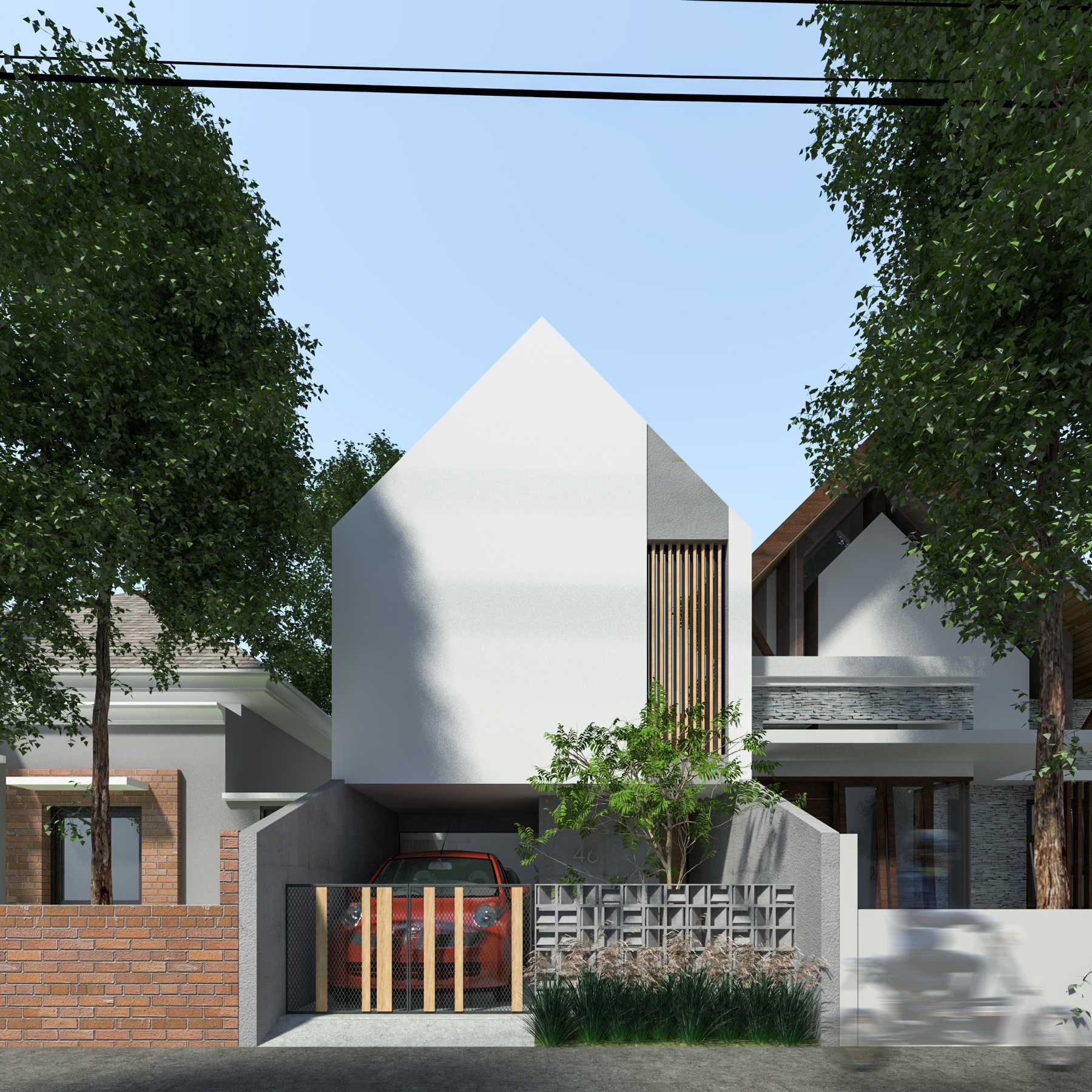 Sutastudio 5 X 8 House Daerah Khusus Ibukota Jakarta, Indonesia Daerah Khusus Ibukota Jakarta, Indonesia Sutastudio-5-X-8-House   64538