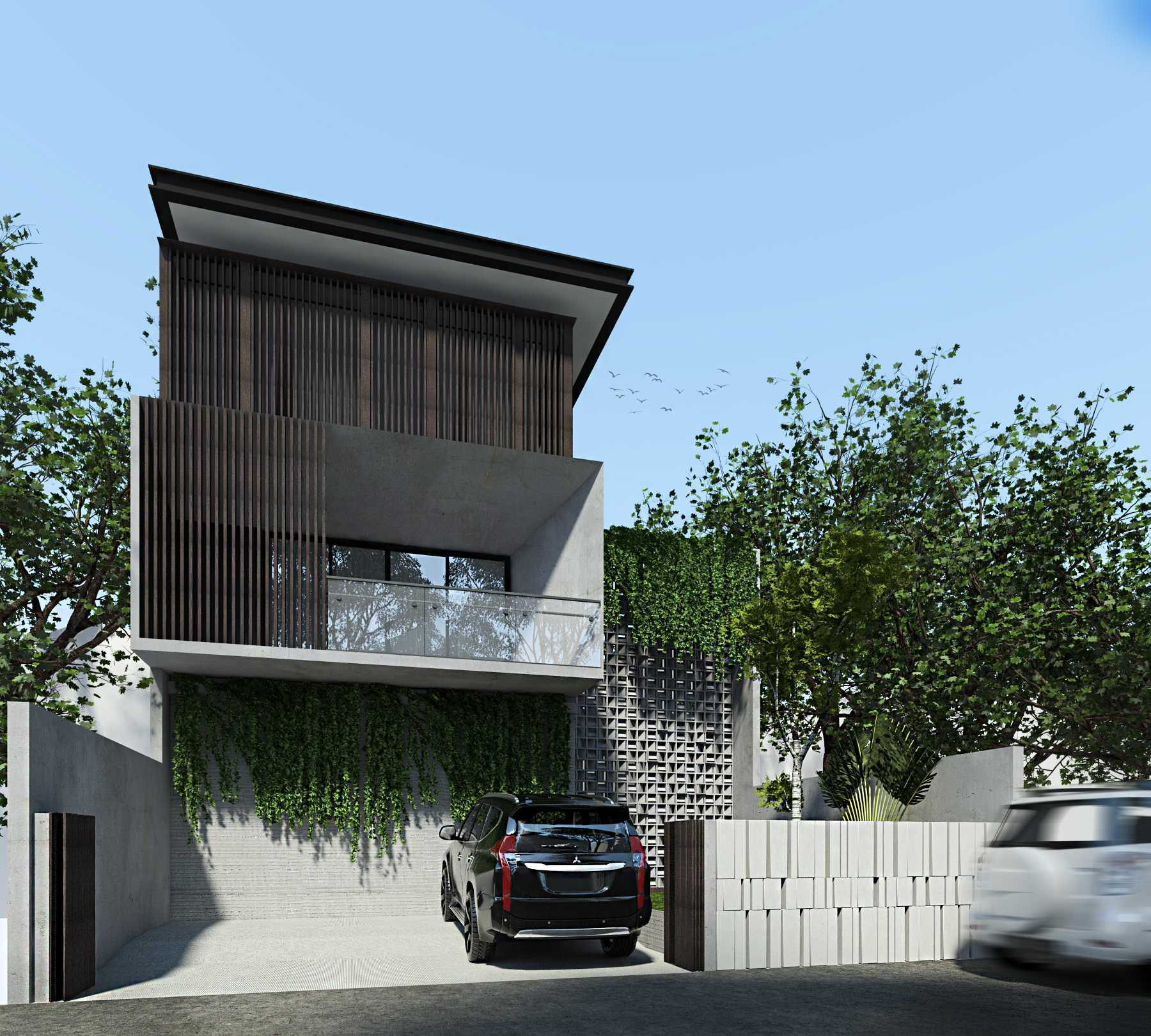 Sutastudio Pjd House Bali, Indonesia Bali, Indonesia Sutastudio-Pjd-House   64539