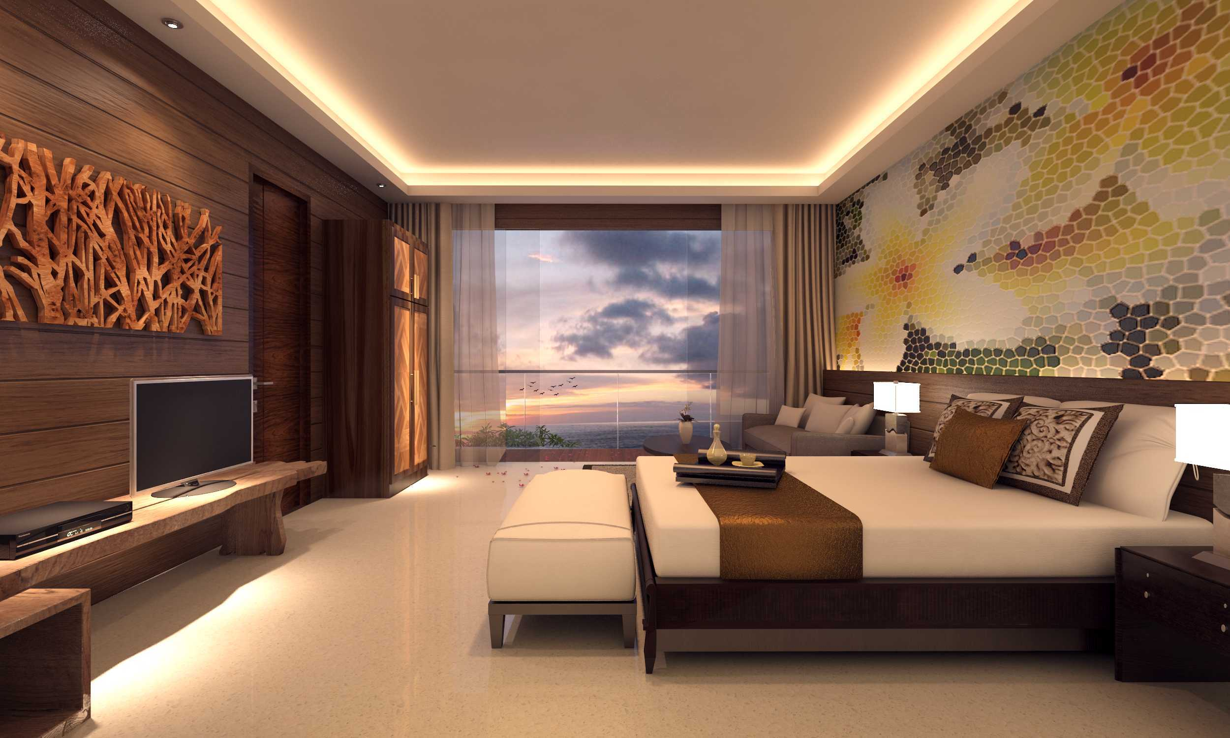 Pt. Grasindo Gemilang Mandiri Villa Ribezzi, Uluwatu - Bali Pecatu, Kuta Sel., Kabupaten Badung, Bali 80361, Indonesia Pecatu, Kuta Sel., Kabupaten Badung, Bali 80361, Indonesia Villa Ribezzi, Uluwatu - Bali  <P>Main Bedroom Design</p> 65261