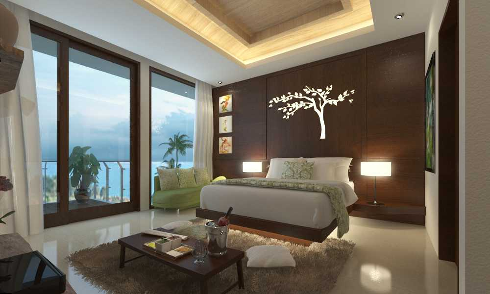 Pt. Grasindo Gemilang Mandiri The Ridge Hotel & Resort Bali, Indonesia Bali, Indonesia The Ridge Hotel & Resort, Bali Modern <P>Area Main Bed Room</p> 65395