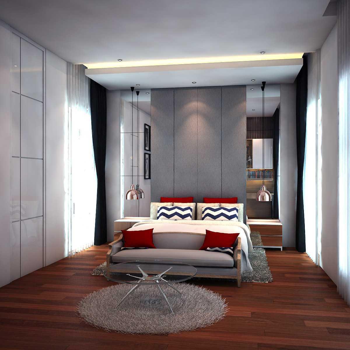 Aditya Wira Hardi Modern Master Bedroom, Medokan Surabaya Surabaya, Kota Sby, Jawa Timur, Indonesia Surabaya, Kota Sby, Jawa Timur, Indonesia Aditya-Wira-Hardi-Modern-Master-Bedroom-Medokan-Surabaya   65945