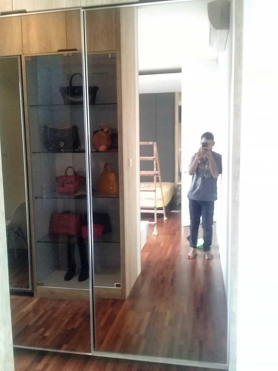 Aditya Wira Hardi Modern Master Bedroom, Medokan Surabaya Surabaya, Kota Sby, Jawa Timur, Indonesia Surabaya, Kota Sby, Jawa Timur, Indonesia Aditya-Wira-Hardi-Modern-Master-Bedroom-Medokan-Surabaya   65952
