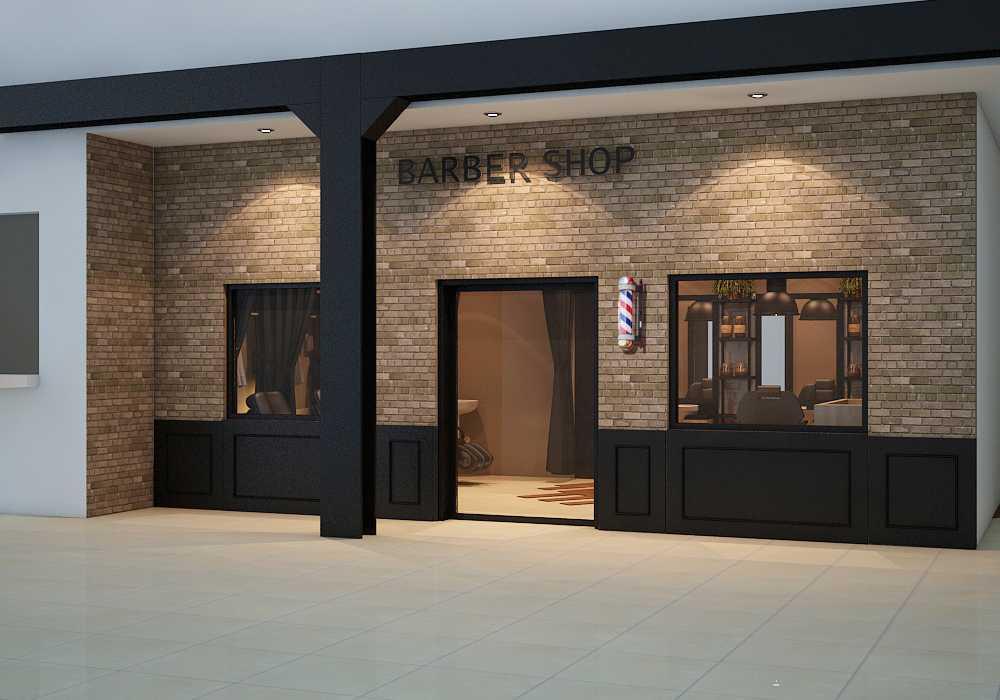 Aditya Wira Hardi Design Interior Barbershop Kabupaten Sidoarjo, Jawa Timur, Indonesia Kabupaten Sidoarjo, Jawa Timur, Indonesia Aditya-Wira-Hardi-Design-Interior-Barbershop   66086