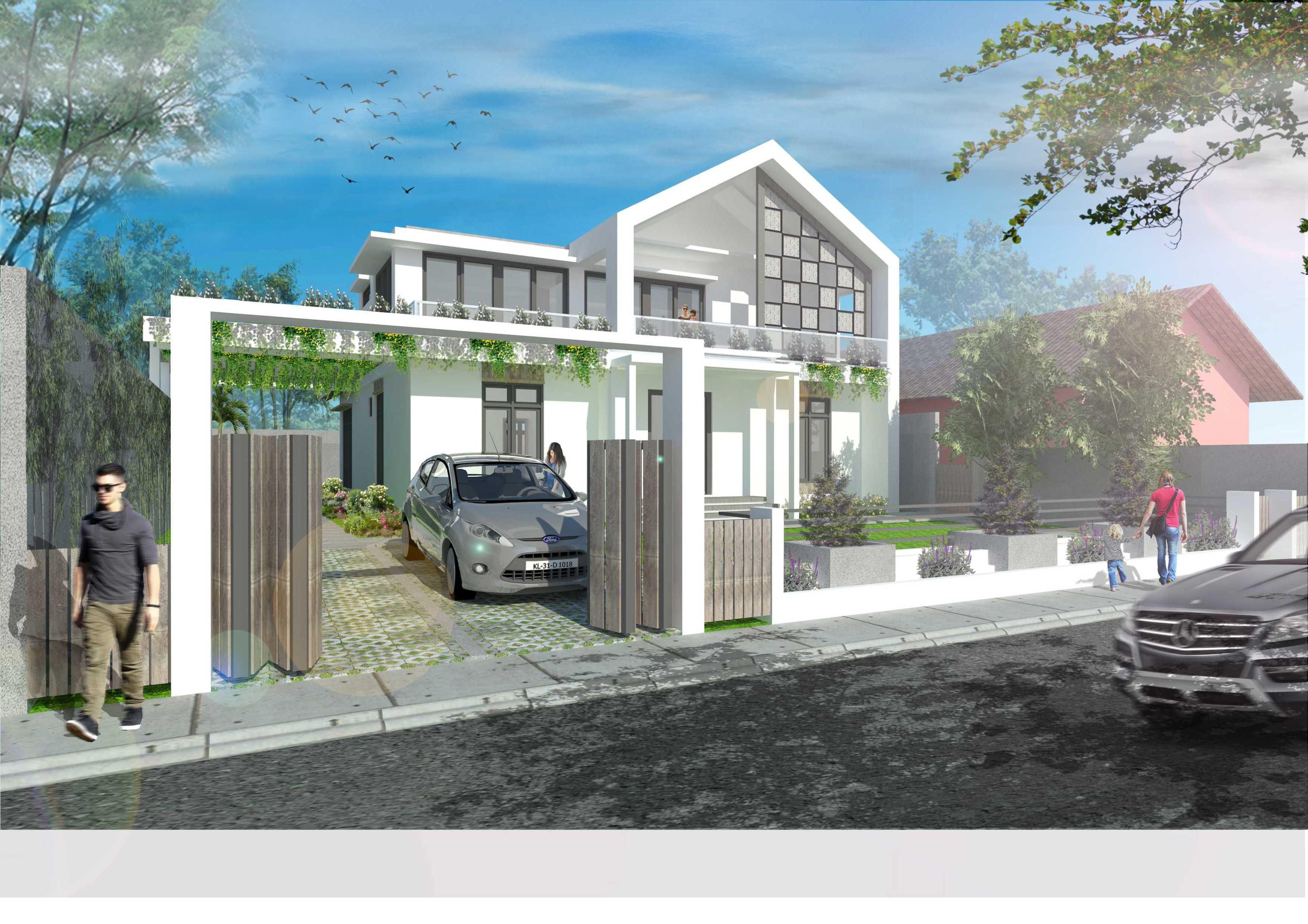 Idea Arsitektur T-House Kamang Magek, Kabupaten Agam, Sumatera Barat, Indonesia Kamang Magek, Kabupaten Agam, Sumatera Barat, Indonesia Idea-Arsitektur-T-House   66722