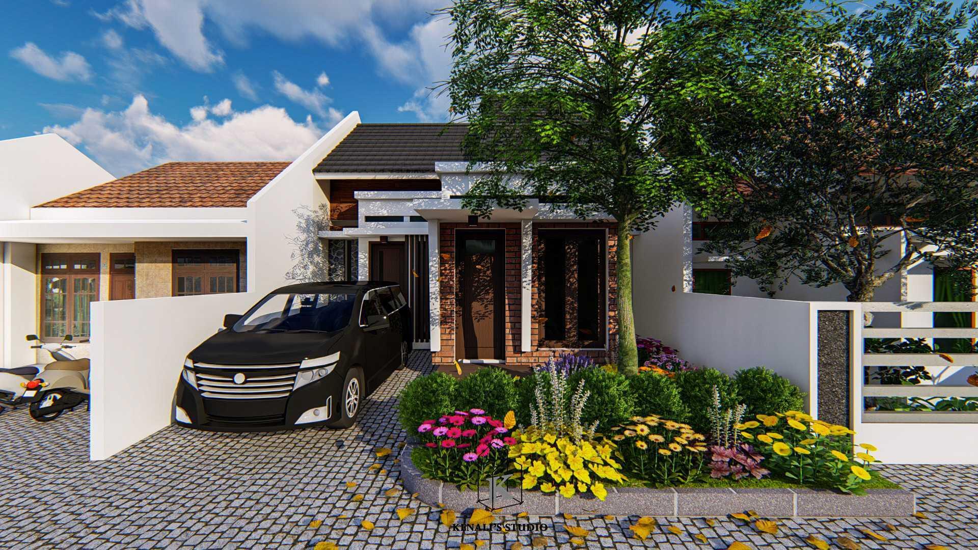 """Kenali's Studio """"folksy"""" Dh - House Kabupaten Demak, Jawa Tengah, Indonesia Kabupaten Demak, Jawa Tengah, Indonesia Kenalis-Studio-Folksy-Dh-House   66951"""