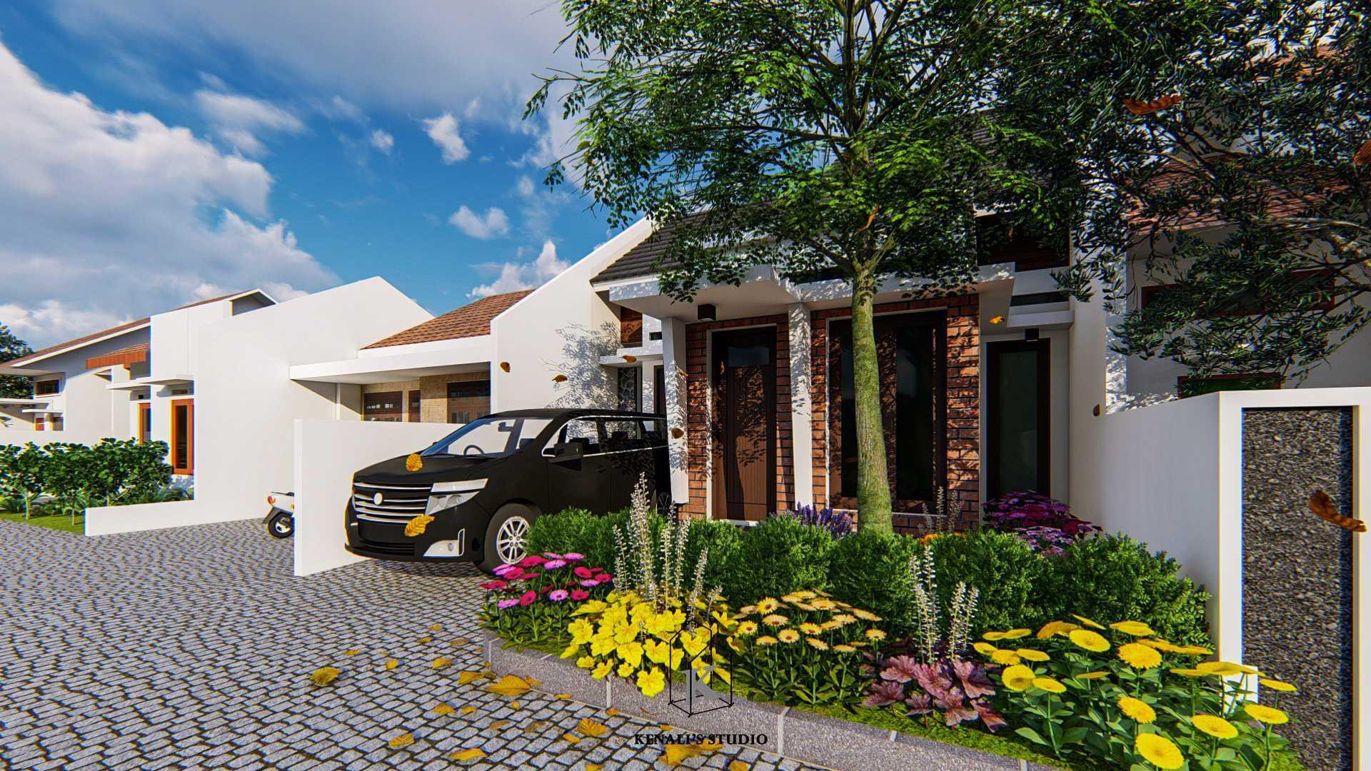 """Kenali's Studio """"folksy"""" Dh - House Kabupaten Demak, Jawa Tengah, Indonesia Kabupaten Demak, Jawa Tengah, Indonesia Kenalis-Studio-Folksy-Dh-House   66953"""