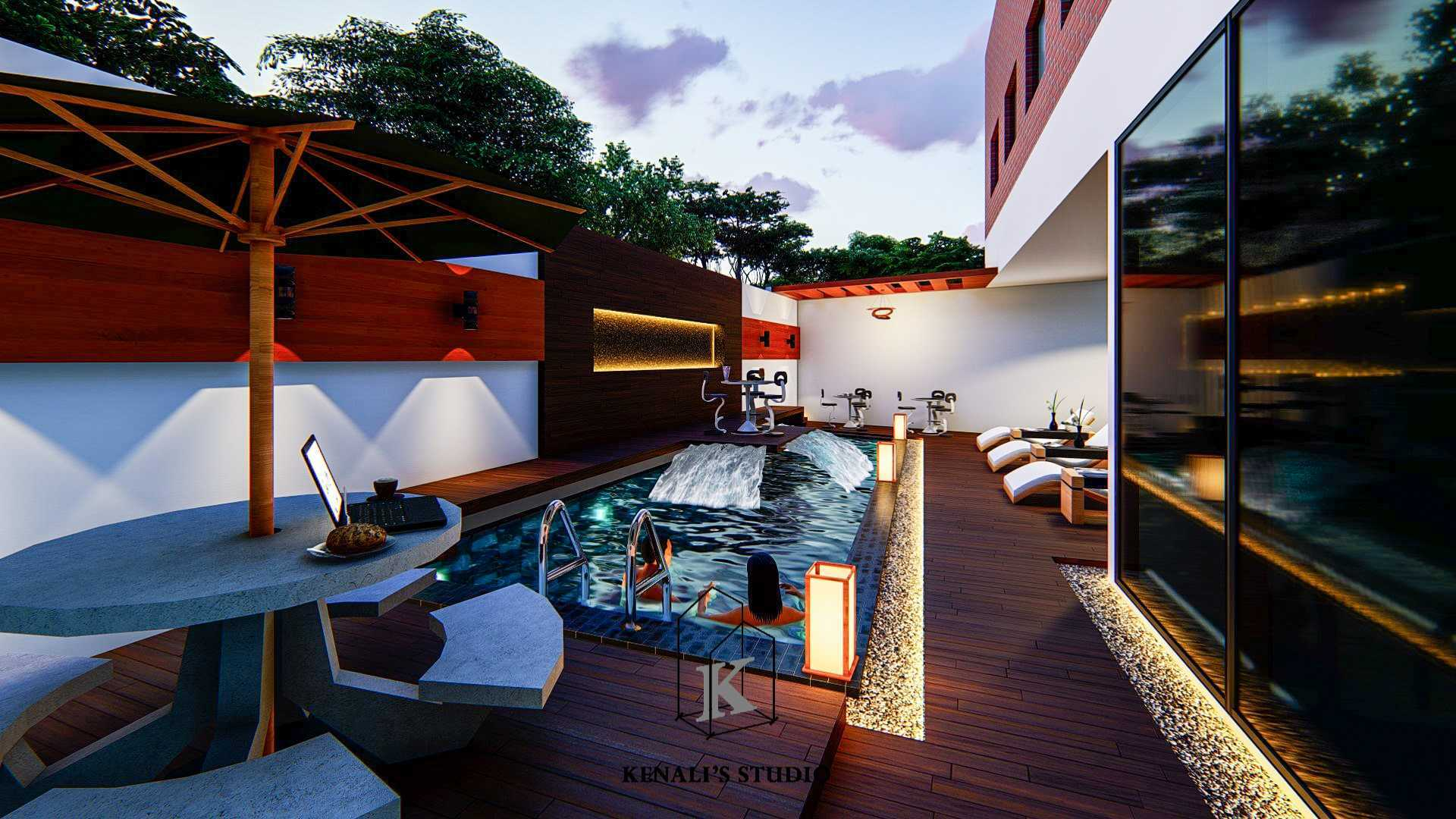 "Kenali's Studio ""hidden Treasure"" Project : Swimming Pool Kuwait Kuwait Kenalis-Studio-Hidden-Treasure-Project-Swimming-Pool   72933"