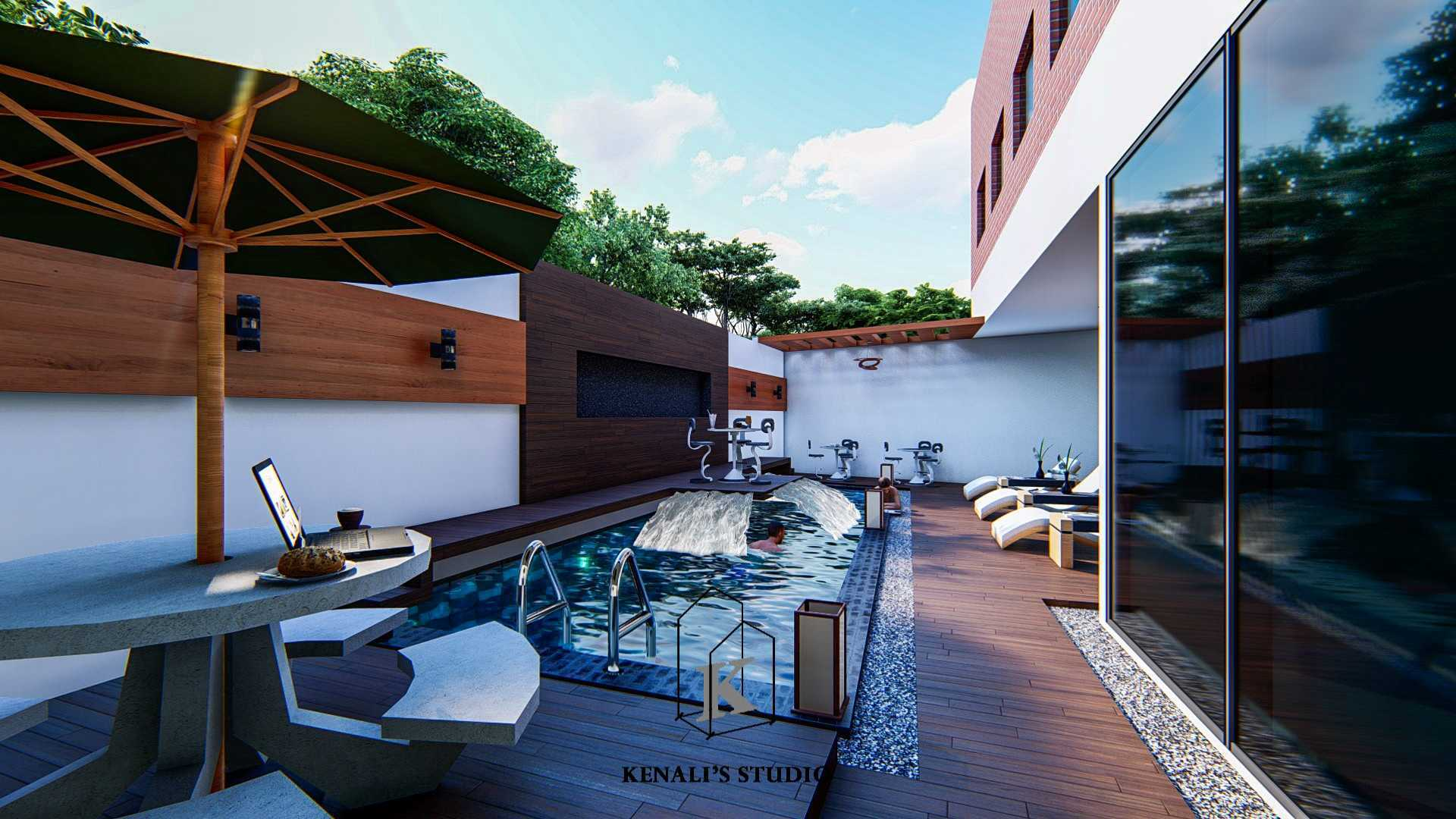 "Kenali's Studio ""hidden Treasure"" Project : Swimming Pool Kuwait Kuwait Kenalis-Studio-Hidden-Treasure-Project-Swimming-Pool   72942"