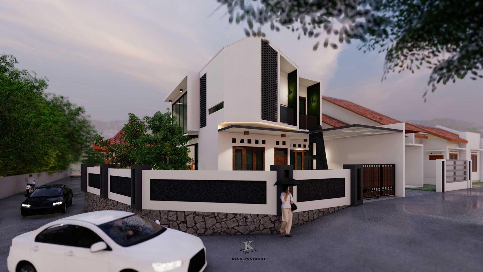 Kenali's Studio Yr - House Kec. Serpong, Kota Tangerang Selatan, Banten, Indonesia Kec. Serpong, Kota Tangerang Selatan, Banten, Indonesia Kenalis-Studio-Yr-House Contemporary  93640