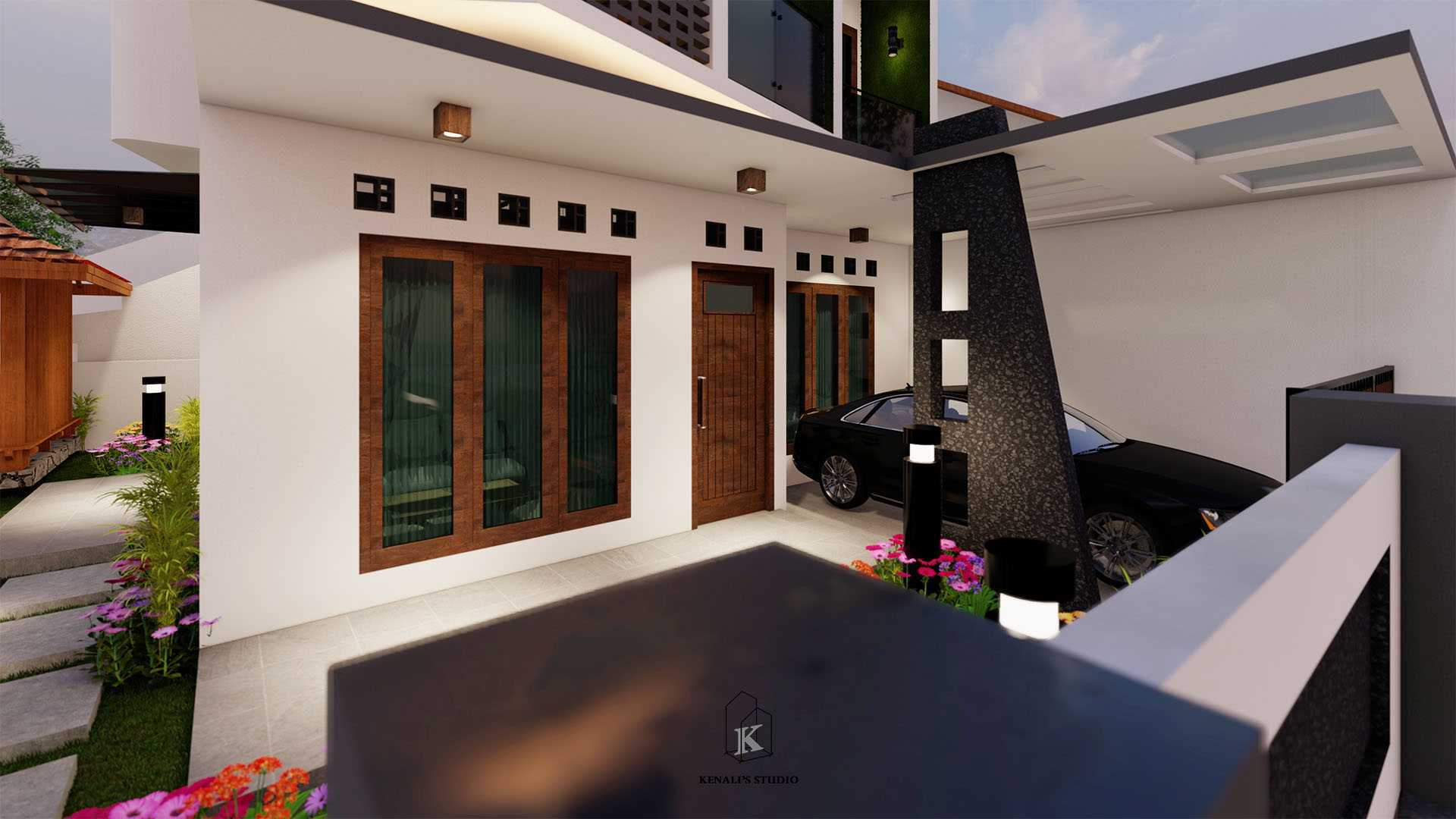 Kenali's Studio Yr - House Kec. Serpong, Kota Tangerang Selatan, Banten, Indonesia Kec. Serpong, Kota Tangerang Selatan, Banten, Indonesia Kenalis-Studio-Yr-House Contemporary  93645