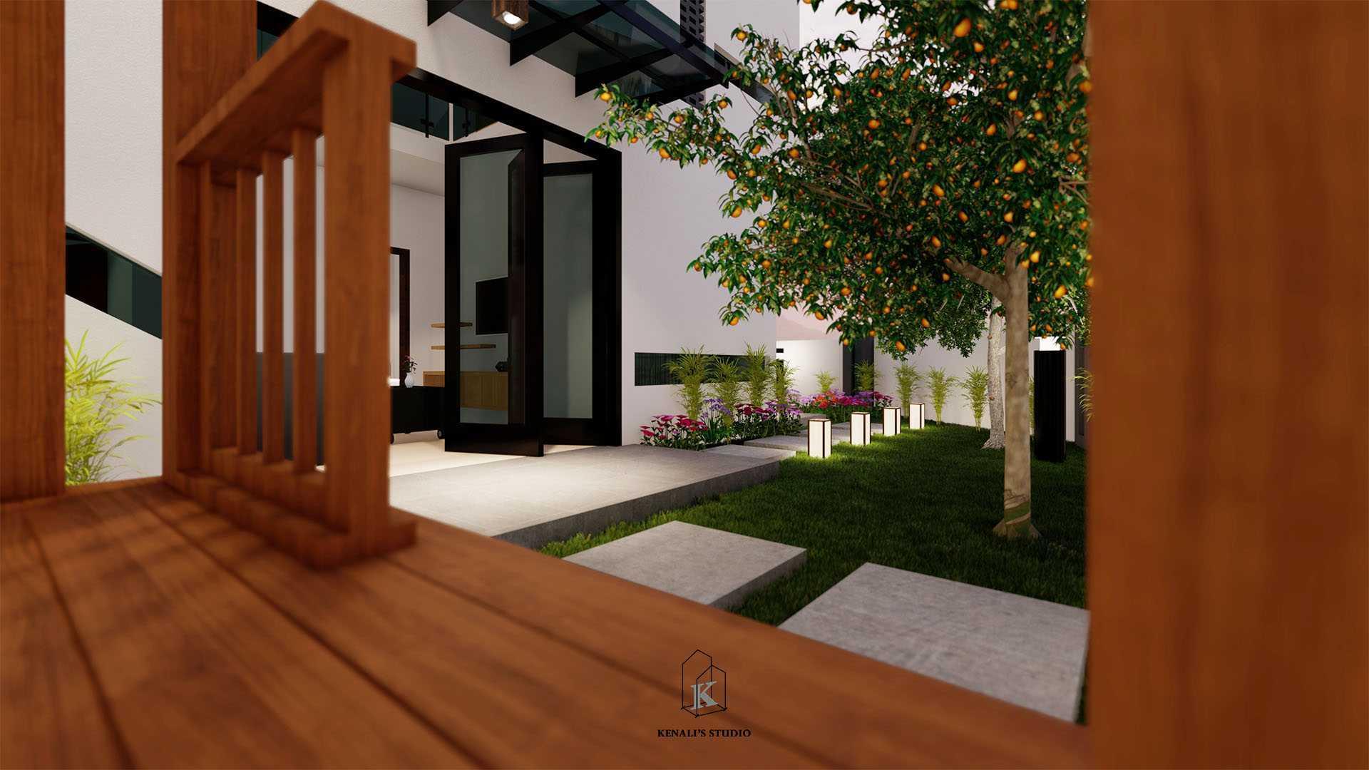 Kenali's Studio Yr - House Kec. Serpong, Kota Tangerang Selatan, Banten, Indonesia Kec. Serpong, Kota Tangerang Selatan, Banten, Indonesia Kenalis-Studio-Yr-House Contemporary  93648