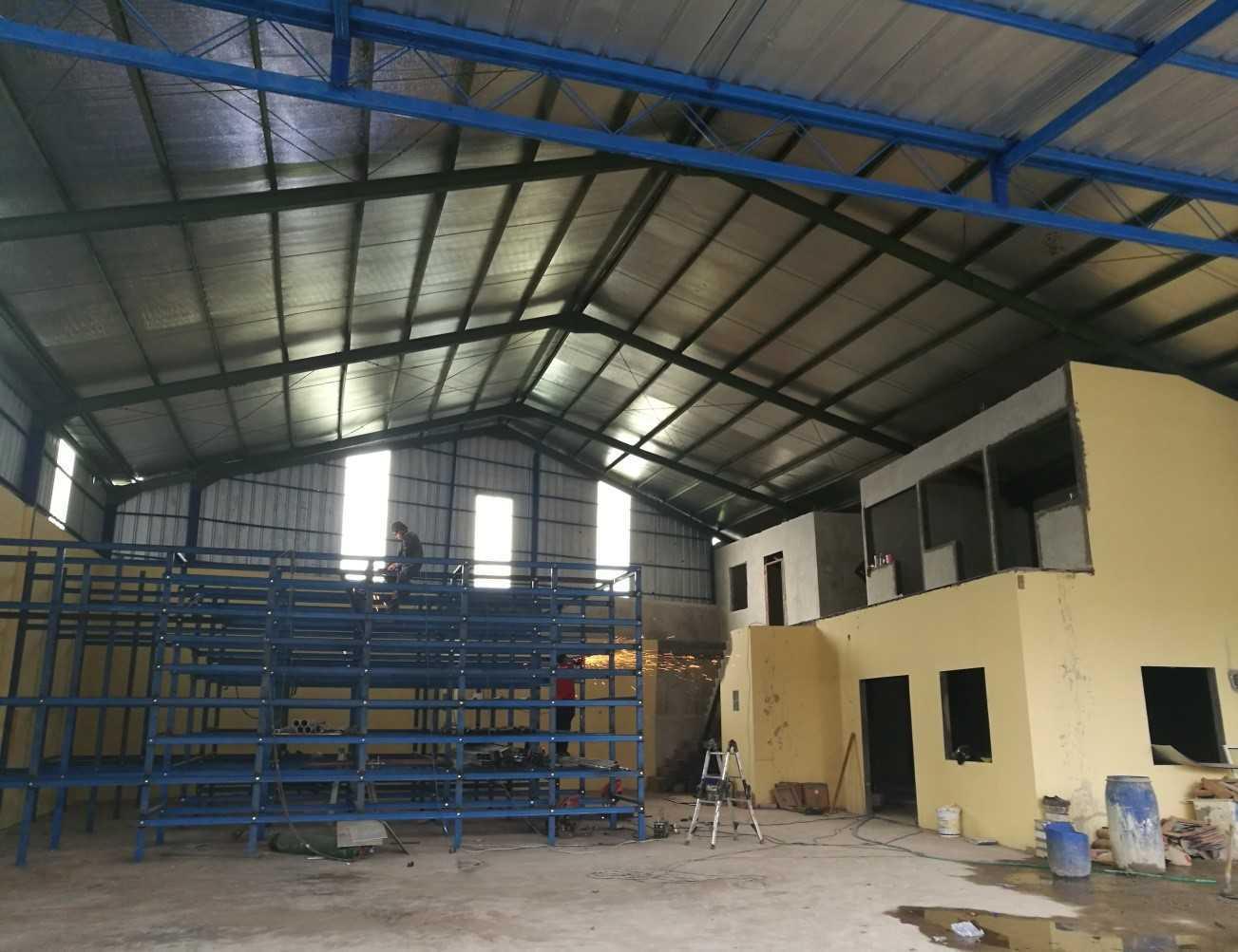 Photo Rumah Berkat Sejahtera Gudang Toko Besi Baja Gudang Toko Besi Baja 2 Desain Arsitek Oleh Rumah Berkat Sejahtera Arsitag